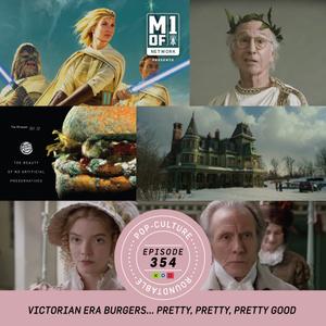 PCR: Victorian Era Burgers