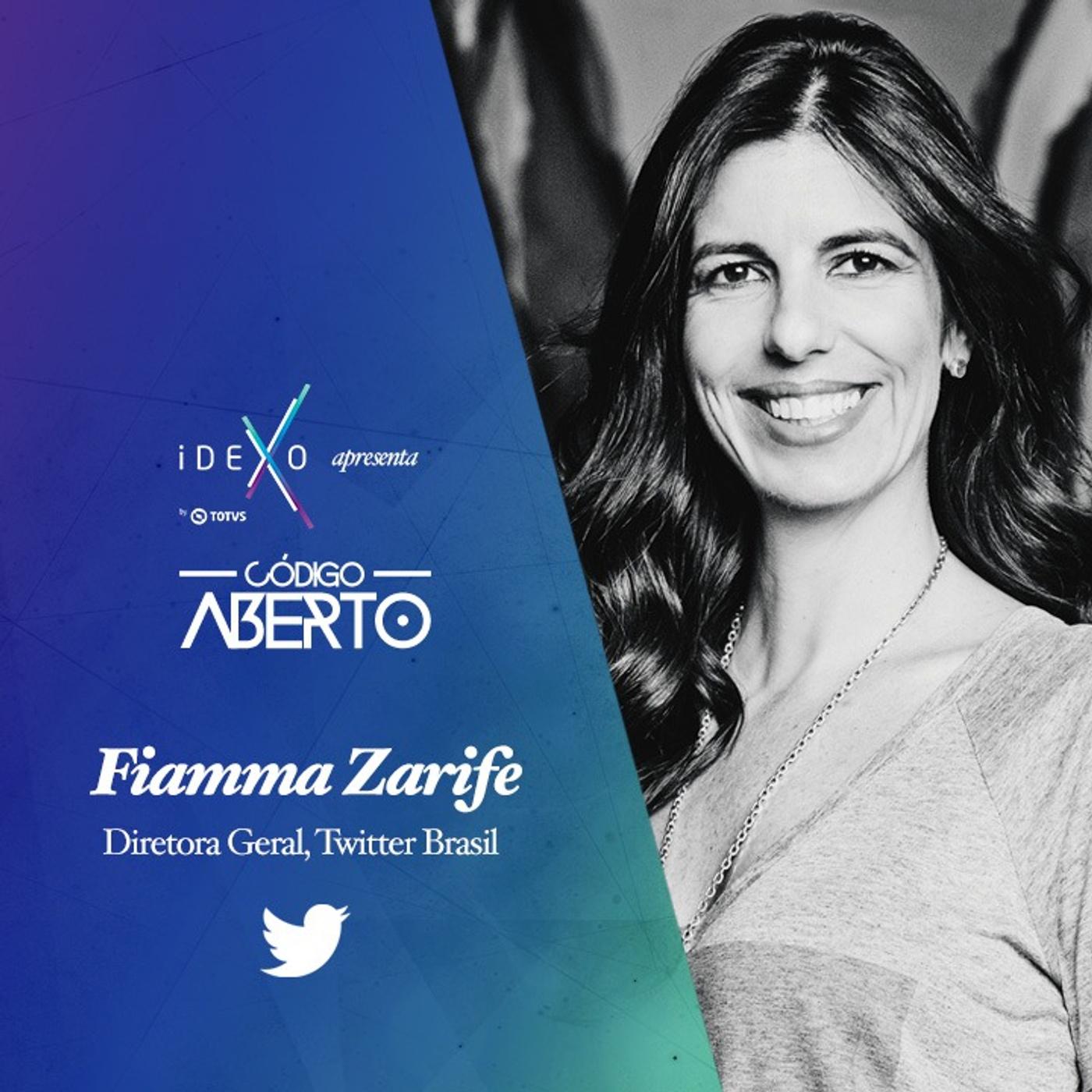 Fiamma Zarife, Diretora Geral, Twitter