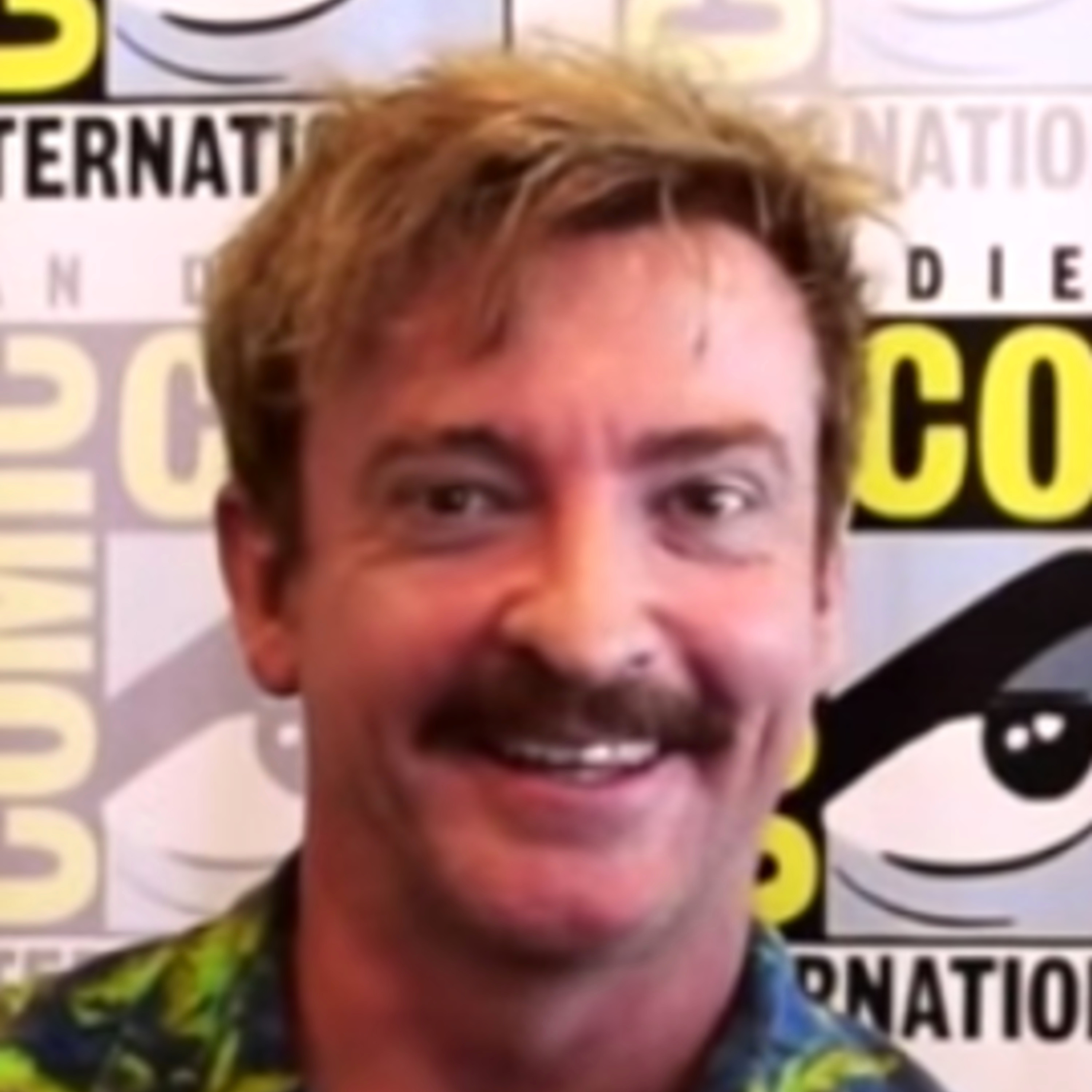 Rhys Darby Coran Interview Let S Voltron The Official Voltron Podcast Podcast Podtail