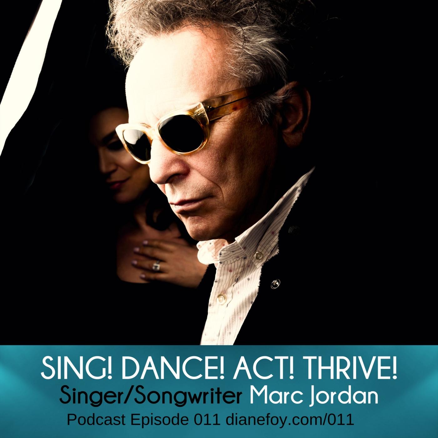 Marc Jordan, Singer/Songwriter