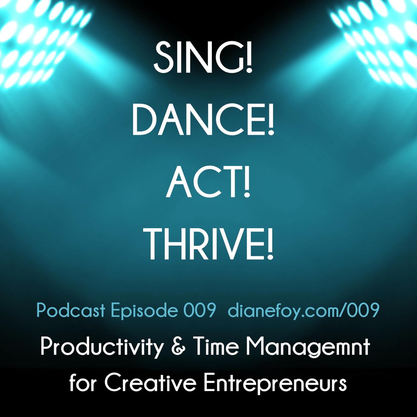 Productivity & Time Management for Creative Entrepreneurs