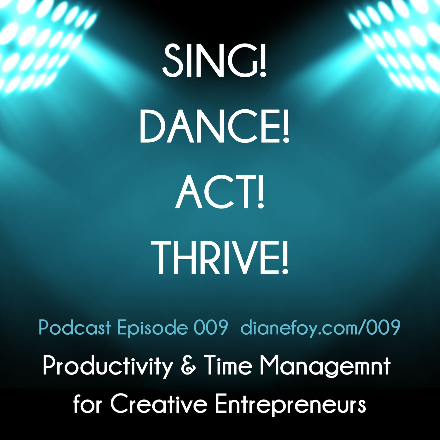 Productivity & Time Management for Creative Entrepreneurs