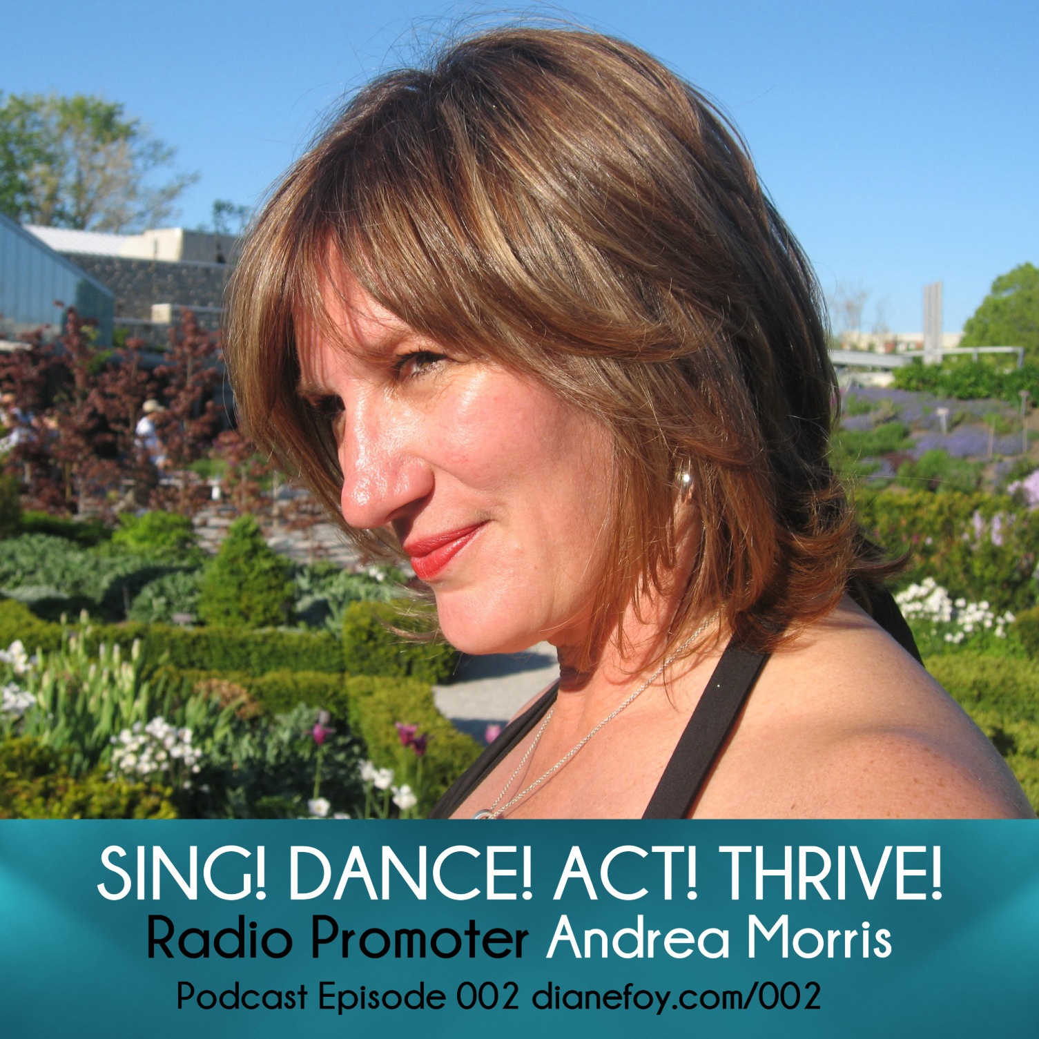Andrea Morris, Radio Promoter