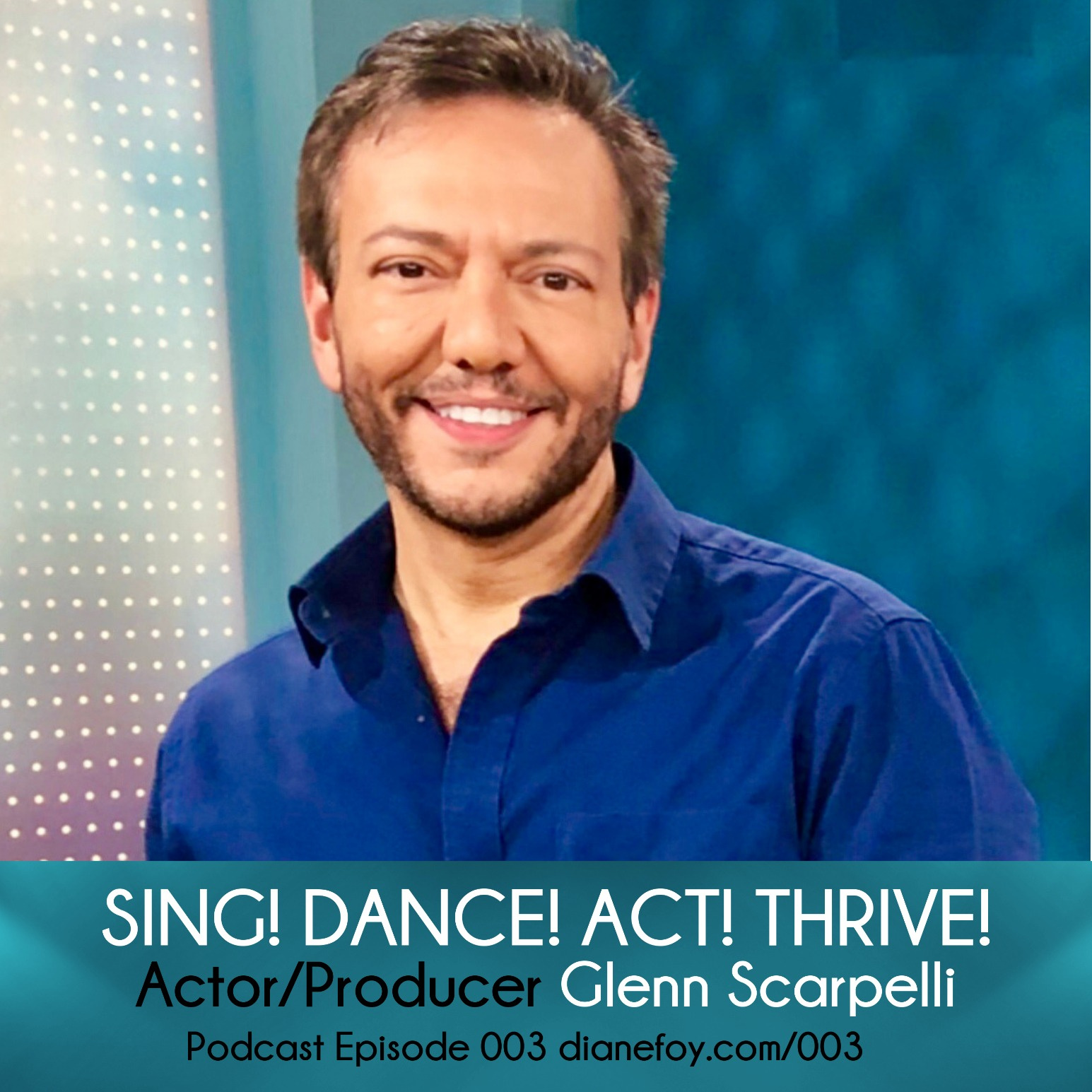 Glenn Scarpelli, Actor/Producer