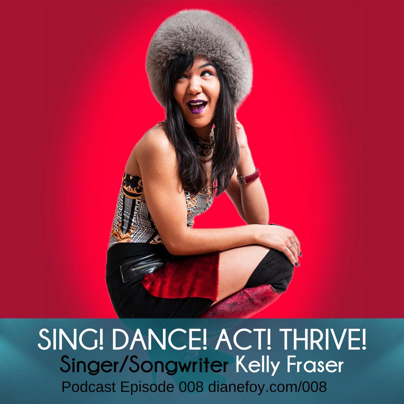 Kelly Fraser, Juno Nominated Canadian Inuk Singer