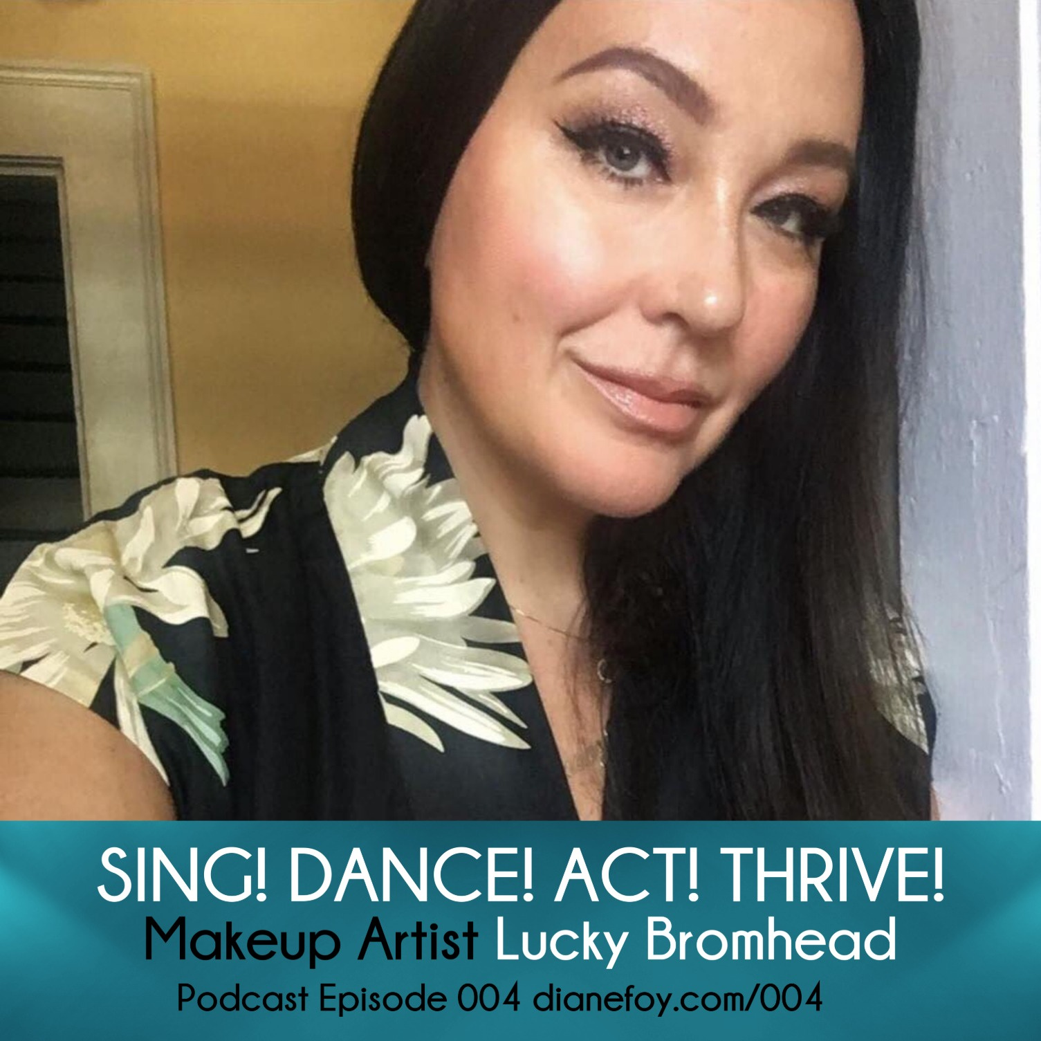 Lucky Bromhead, Makeup Artist