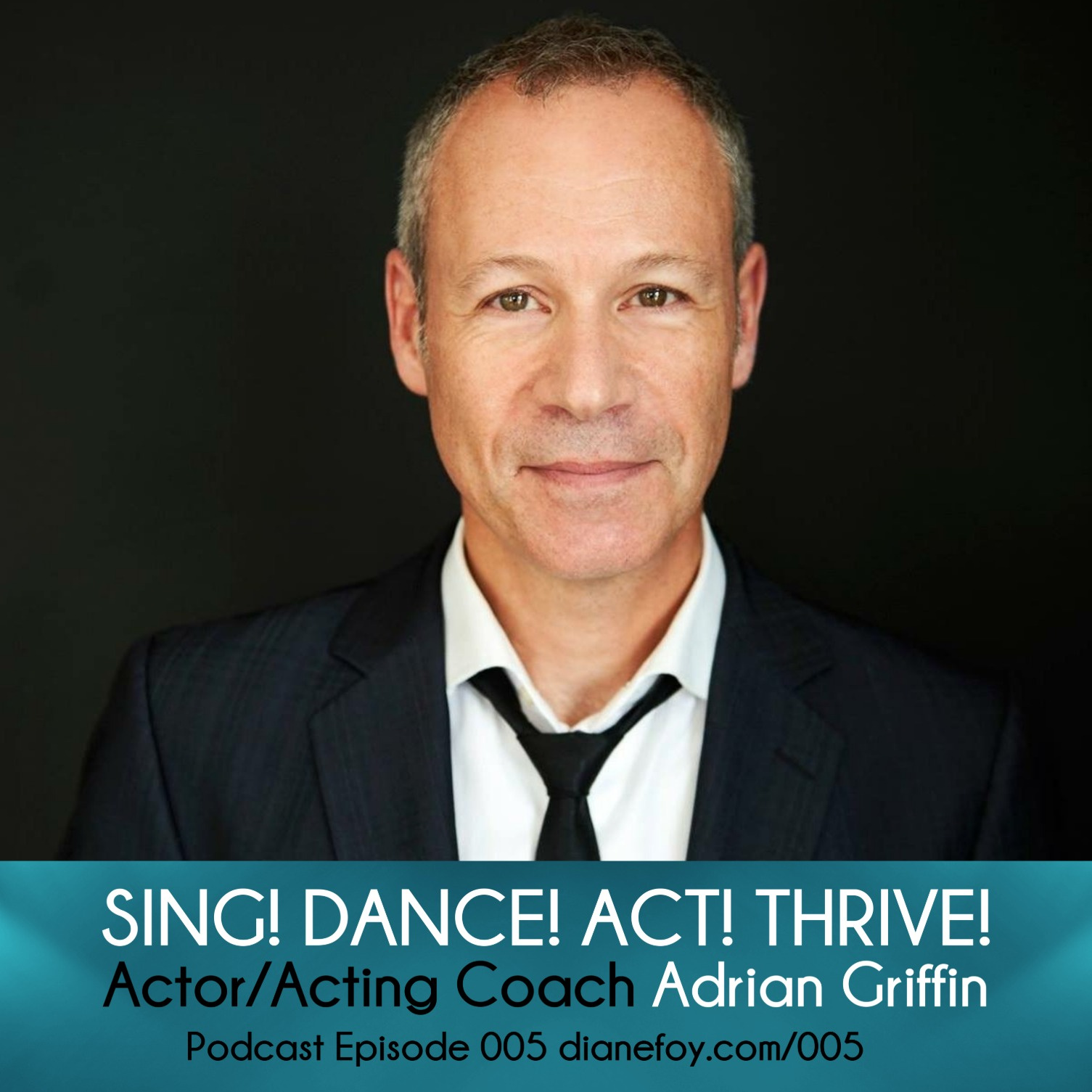 Adrian Griffin, Actor/Acting Coach