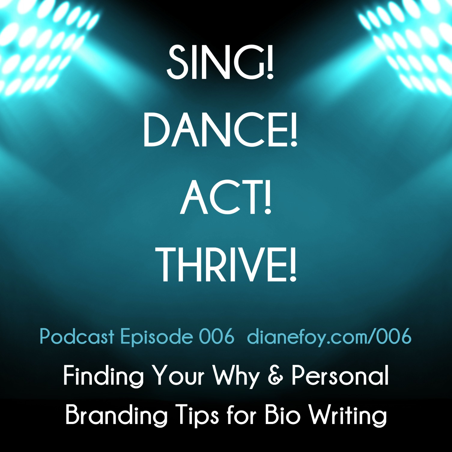 Finding Your Why & Personal Branding Tips for Bio Writing