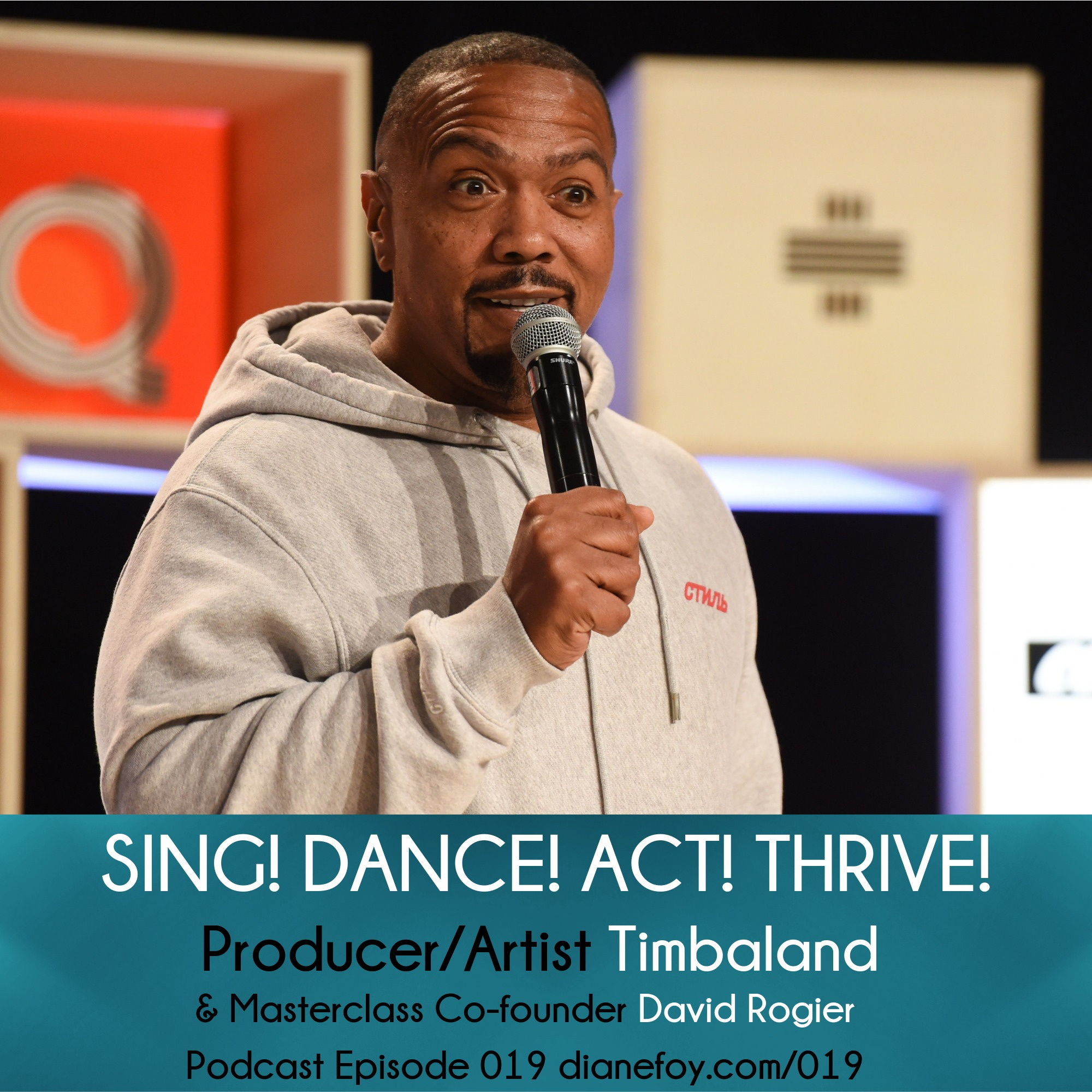 Timbaland & Masterclass