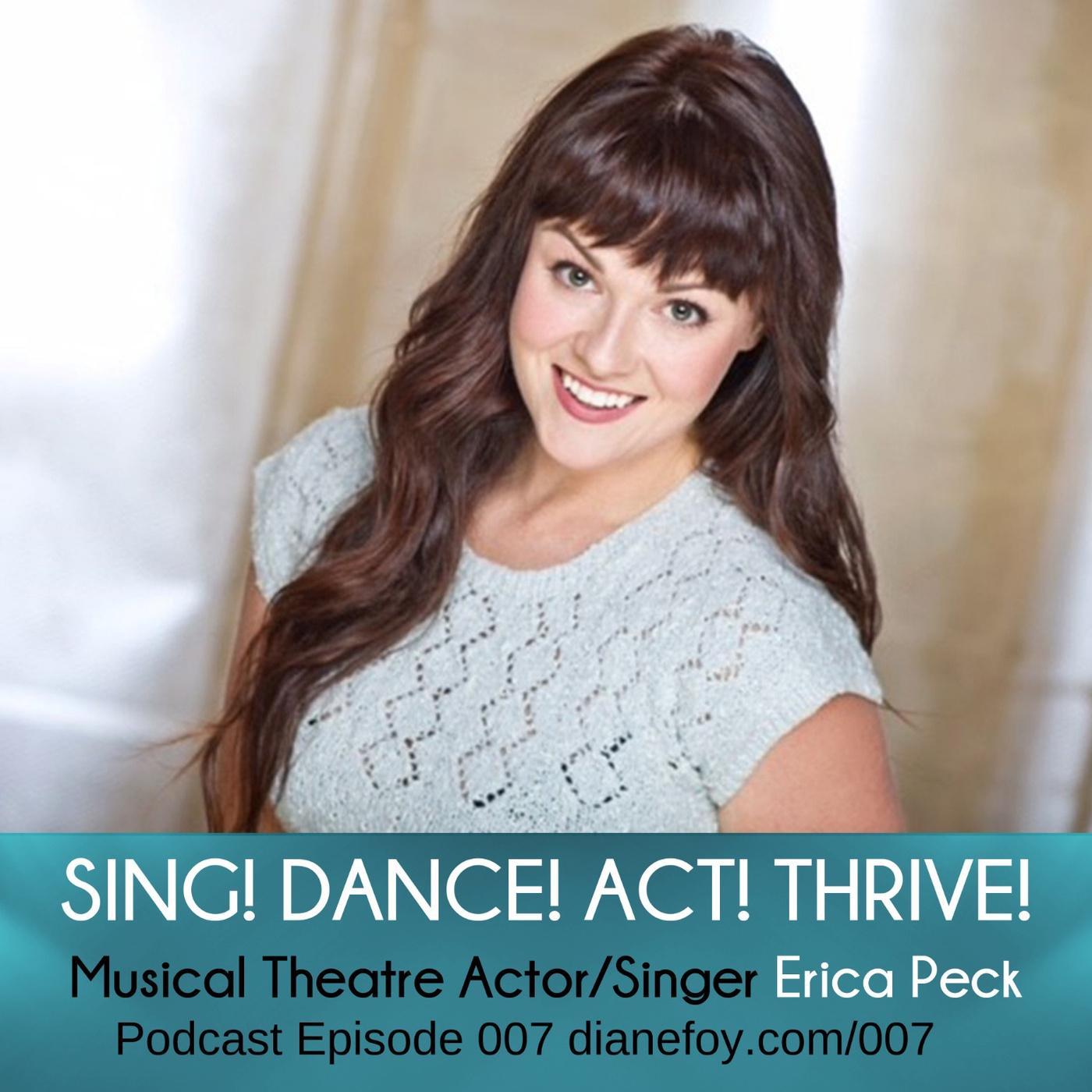 Erica Peck, Musical Theatre Actor/Singer
