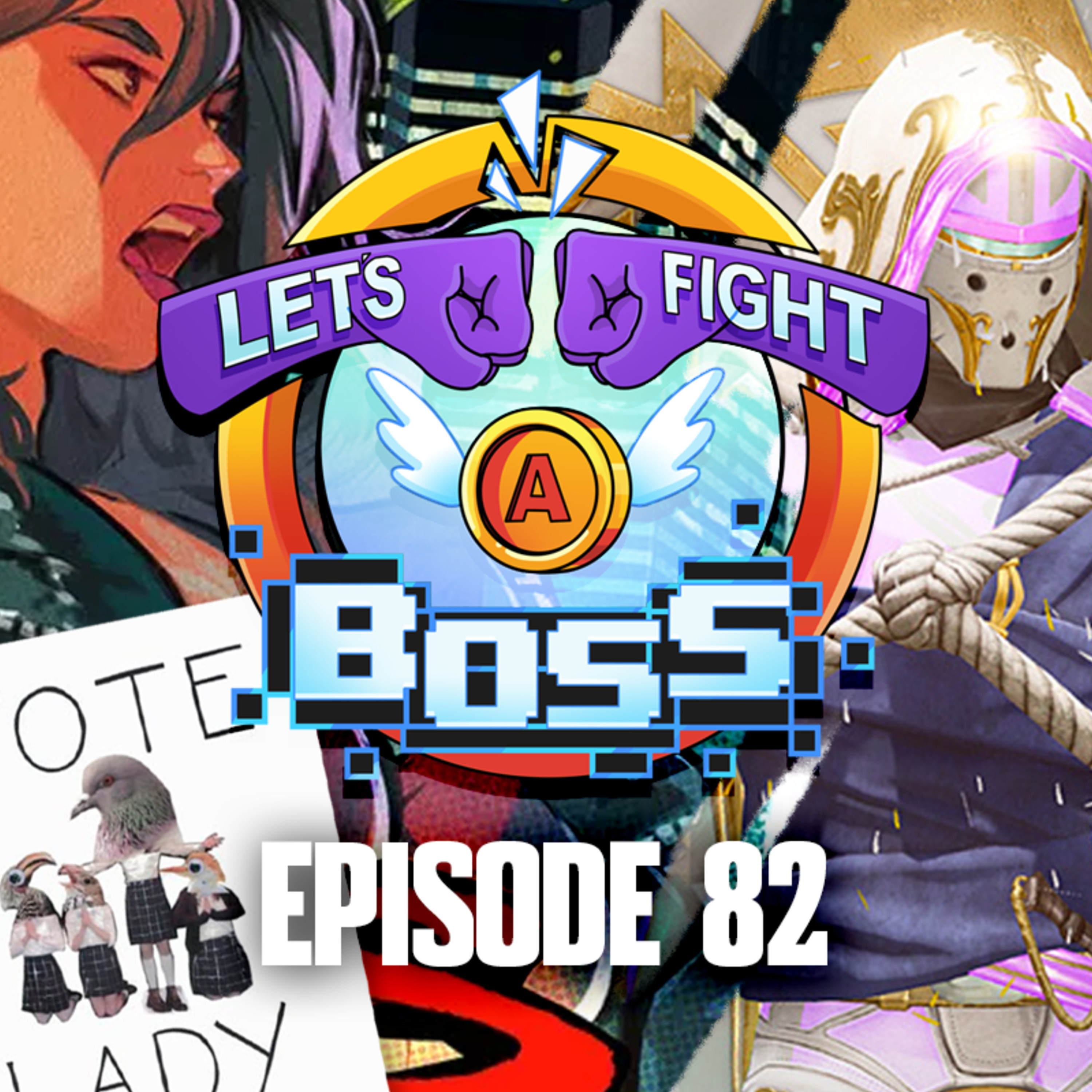 Ep 92: SUPER GORE – Let's Fight a Boss – Podcast – Podtail