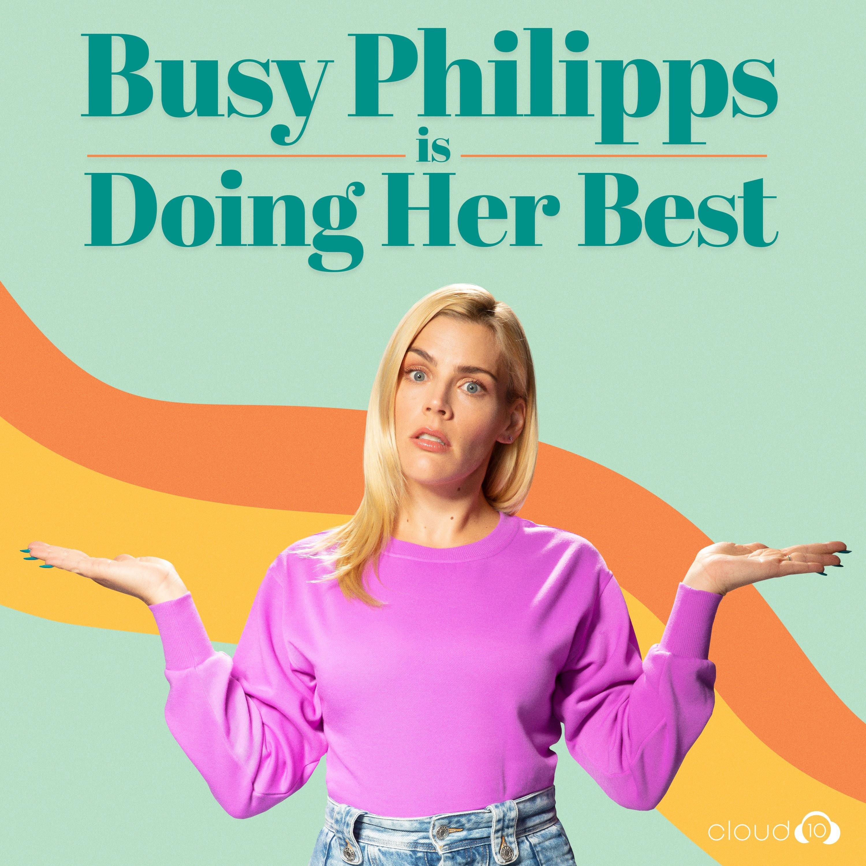 Busy Philipps is Doing Her Best Logo