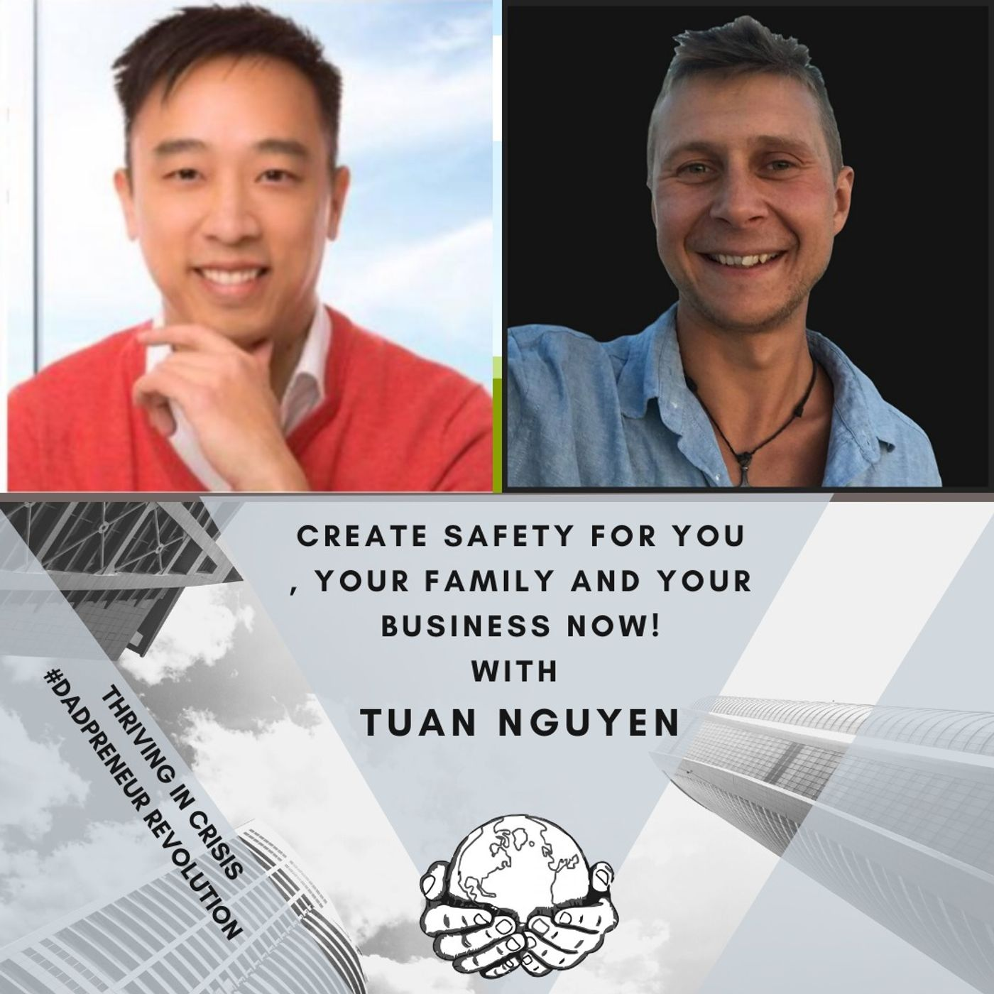 Create safety for  you, your family, and your business NOW!! with TuanNguyen