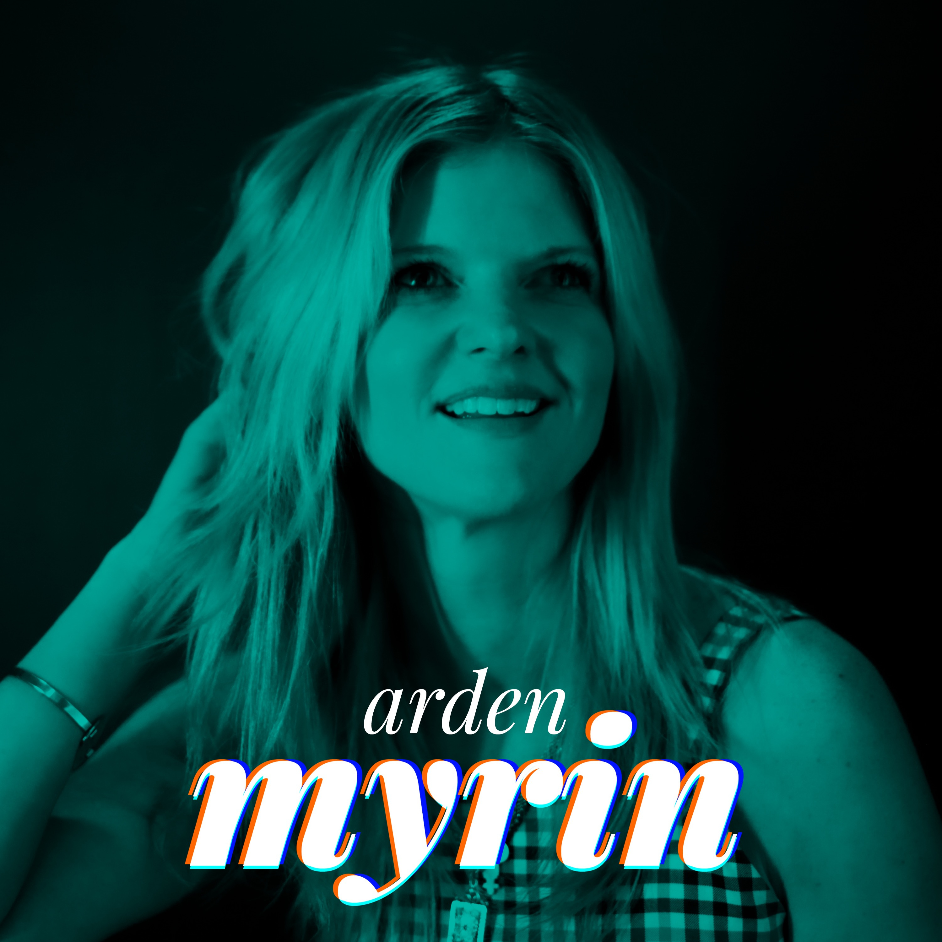 Arden Myrin on playing a serial killer, her mother's passing, and stealing people's food.