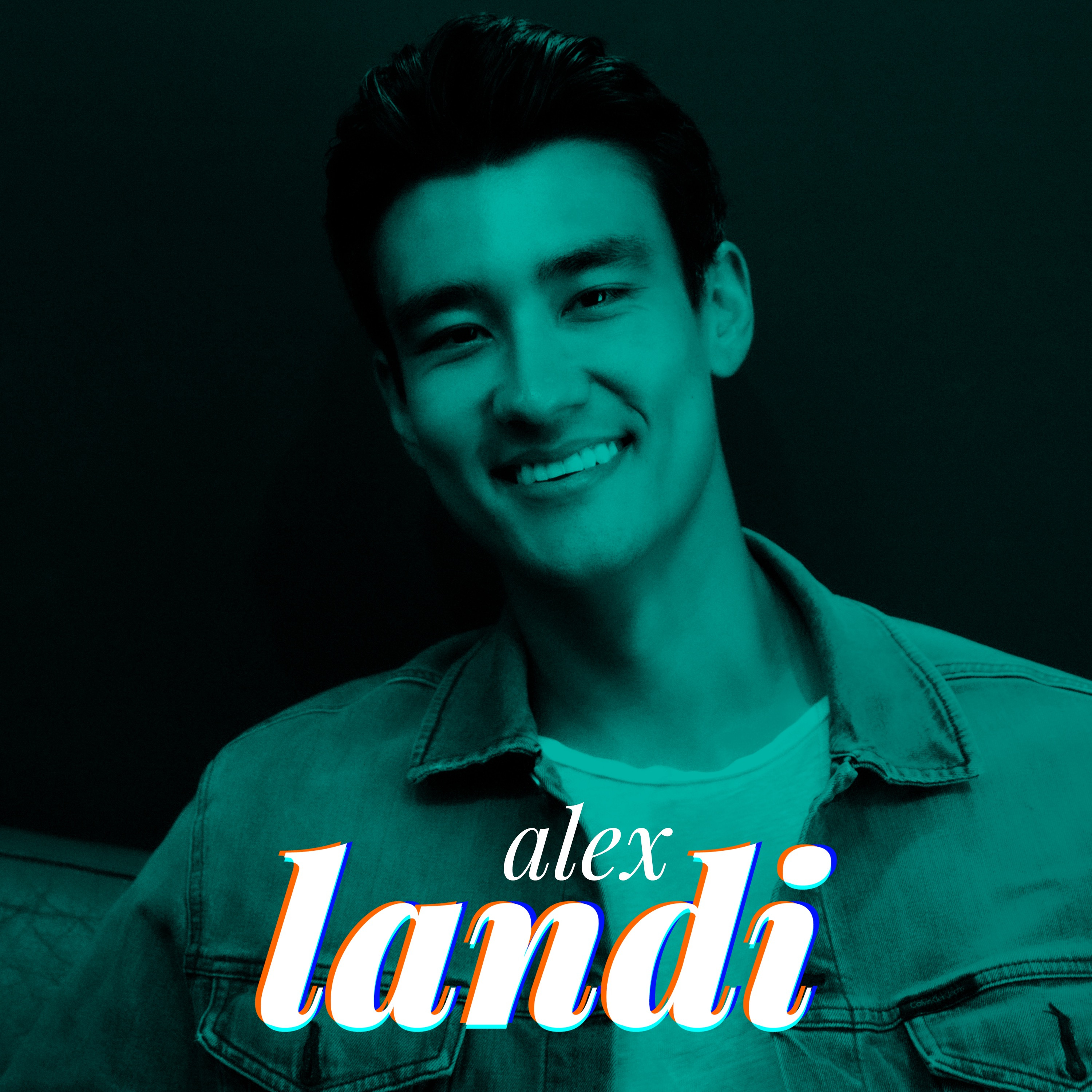 Alex Landi on identity, not being a stereotype, and stripping for the first time.