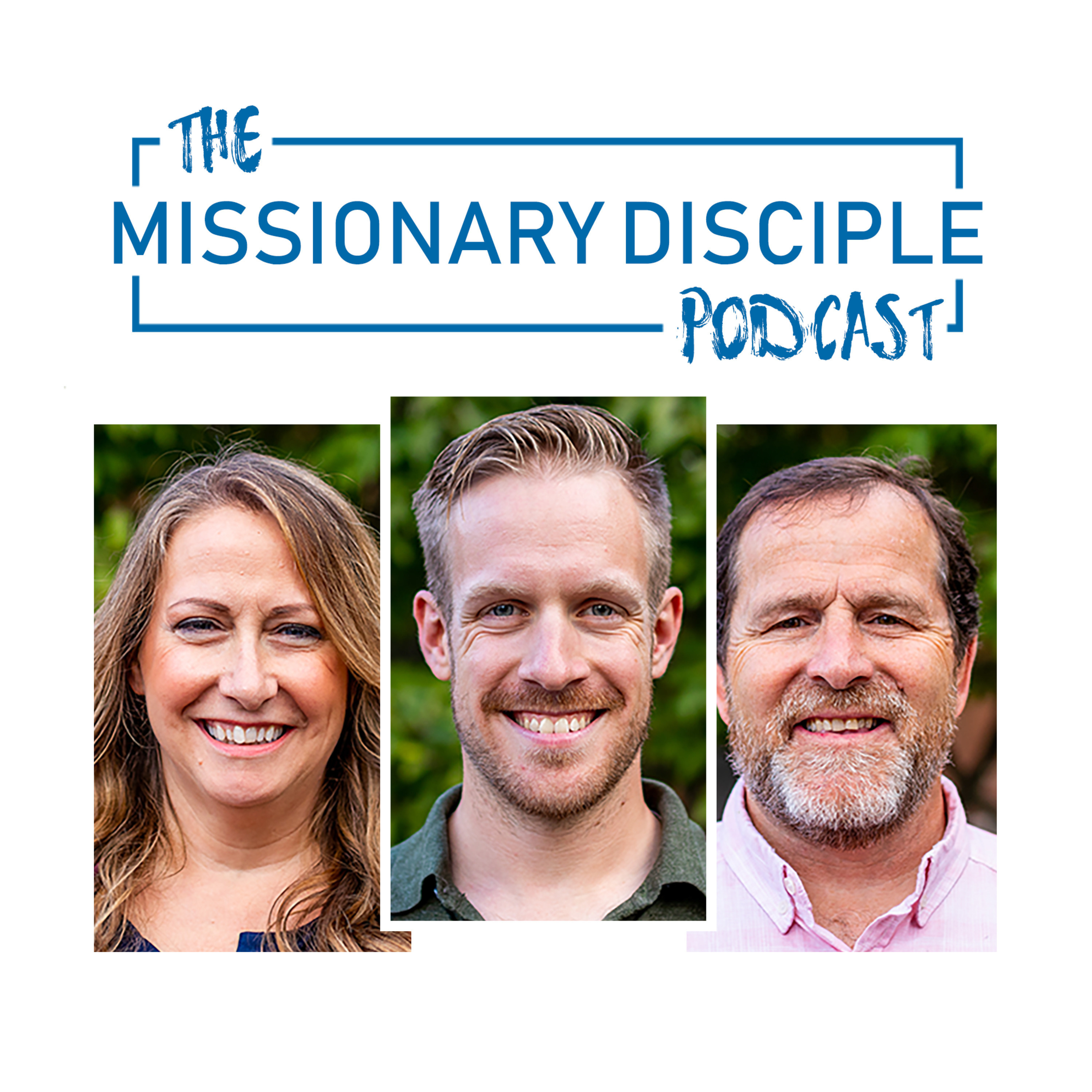 The Missionary Disciple Podcast | Listen via Stitcher for
