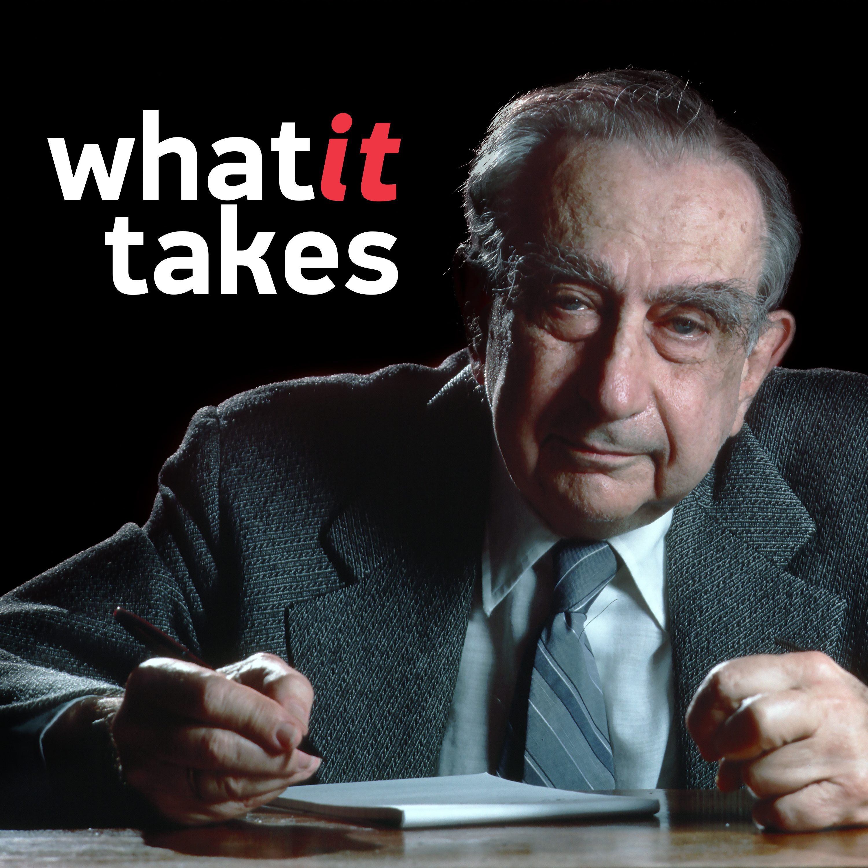 Edward Teller Destroyer Of Worlds What It Takes Podcast Podtail