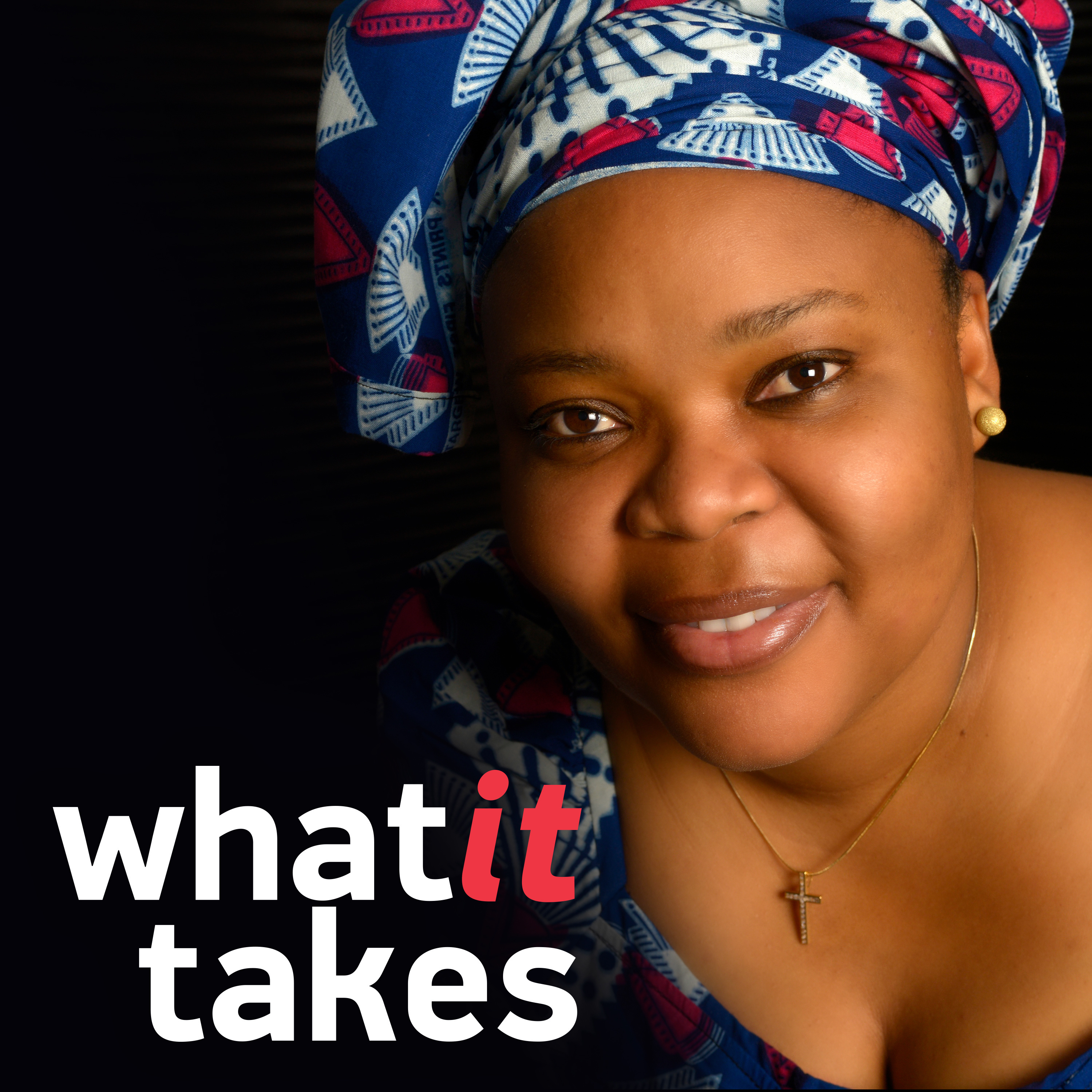 Leymah Gbowee A Call From God What It Takes Podcast Podtail