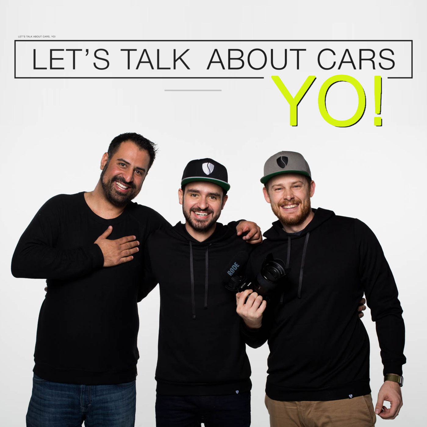 Ep. 219 - Salomondrin's Let's Talk About Cars YO!