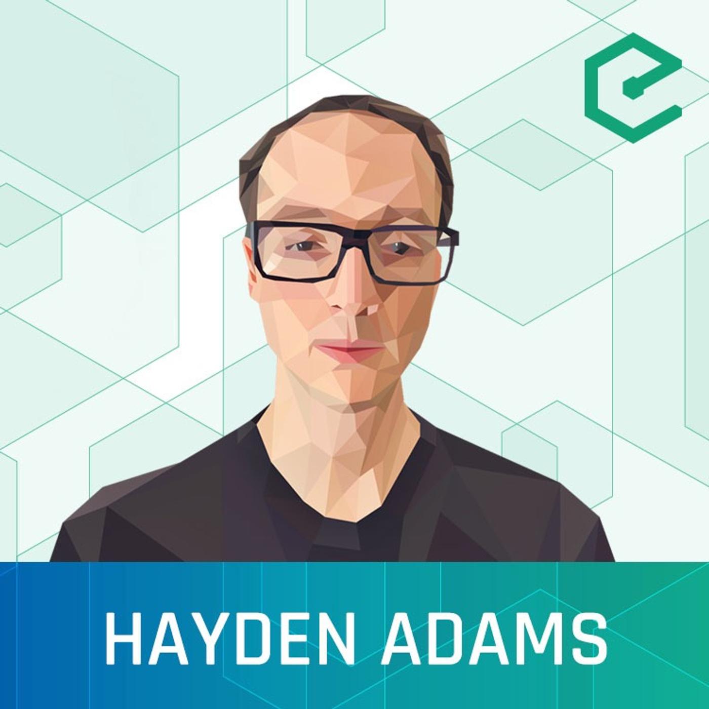 Hayden Adams: Uniswap – An Automated Decentralized Exchange for Ethereum