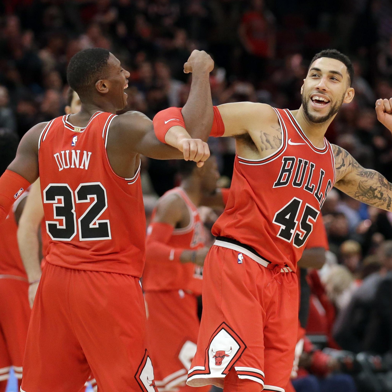 Bulls Season Rewind: Small Forward Edition (Porter, Valentine, Hutchison, Dunn)