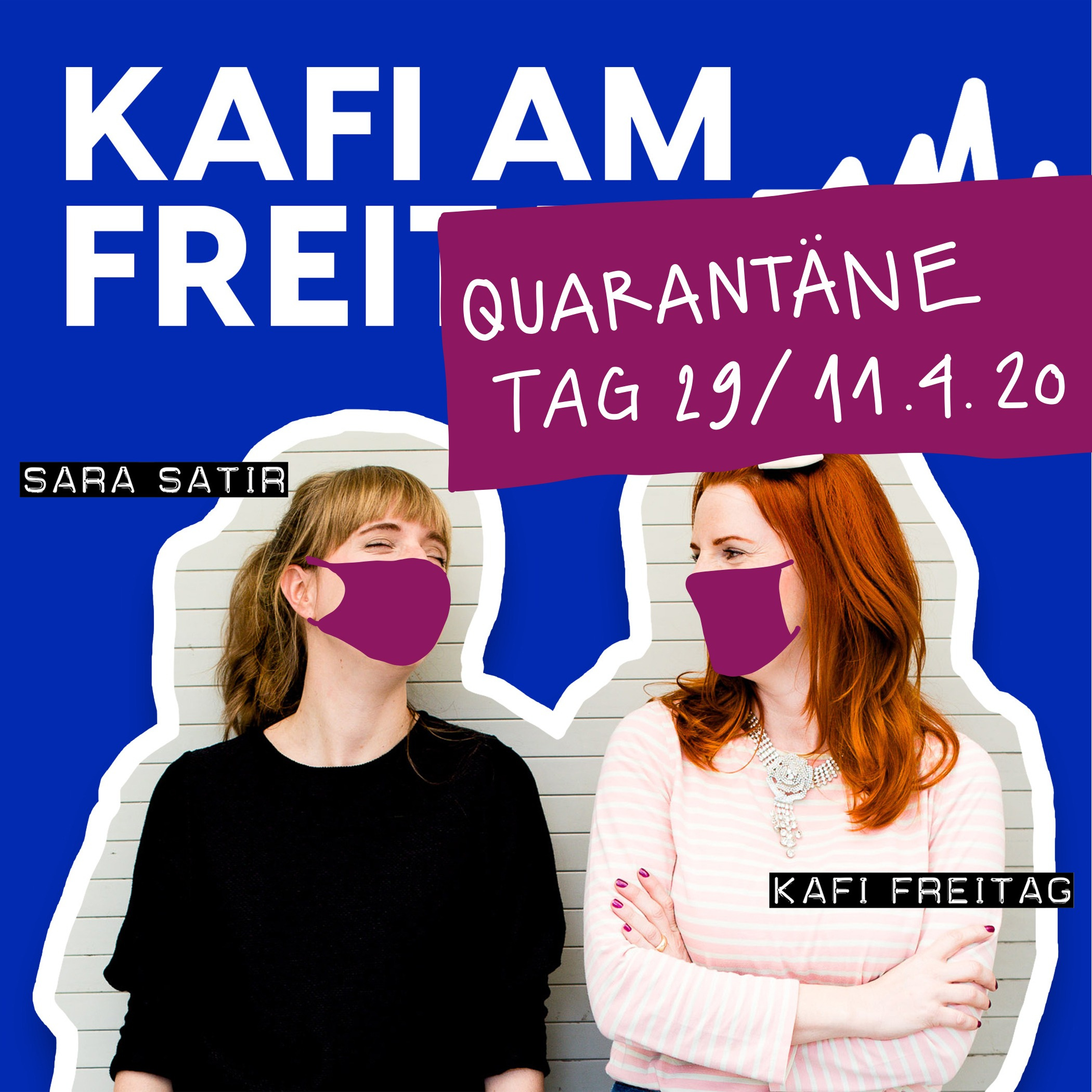 Quarantäne Tag 29 - 11.4.20