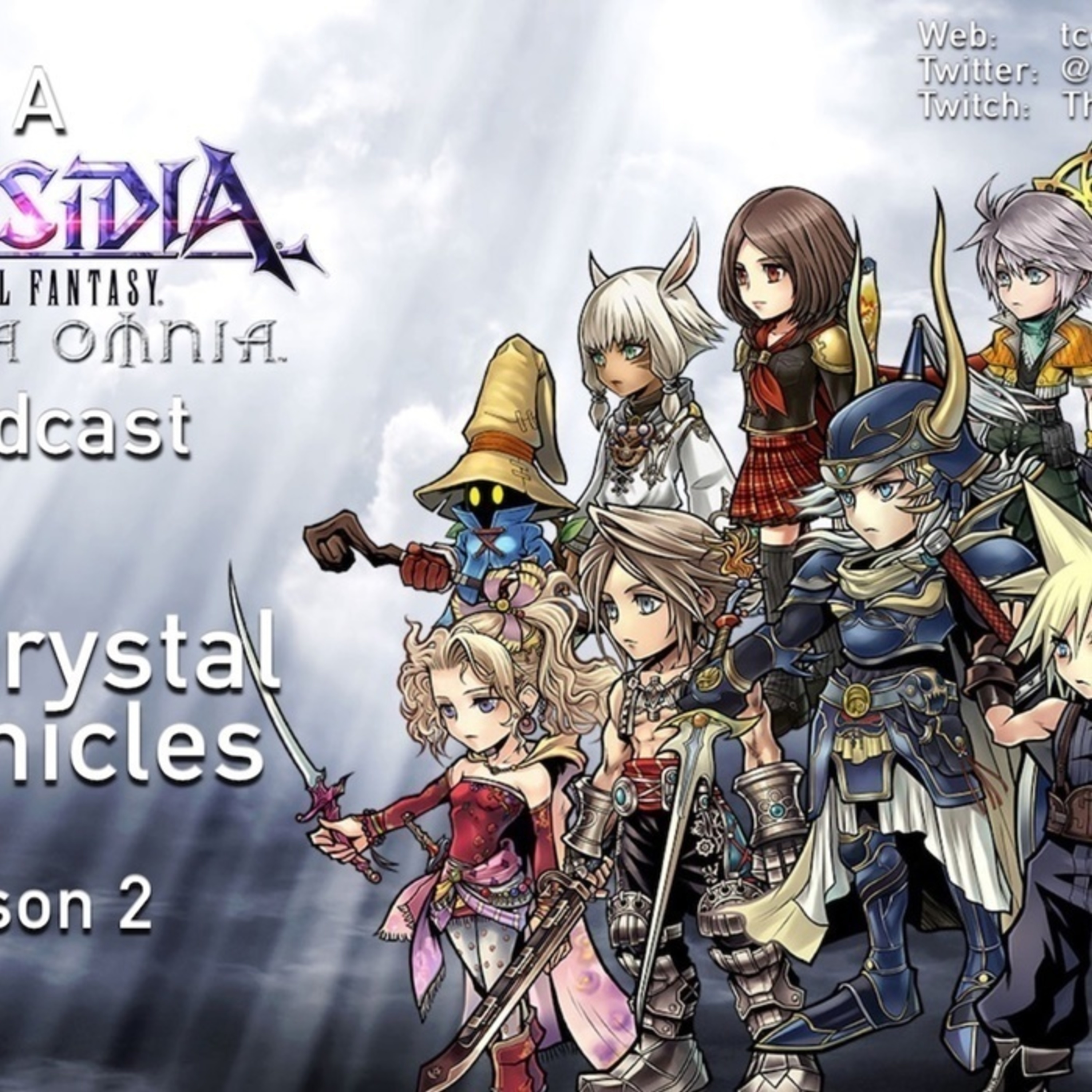S2e7 Lost Chapters Pt 1 The Crystal Chronicles