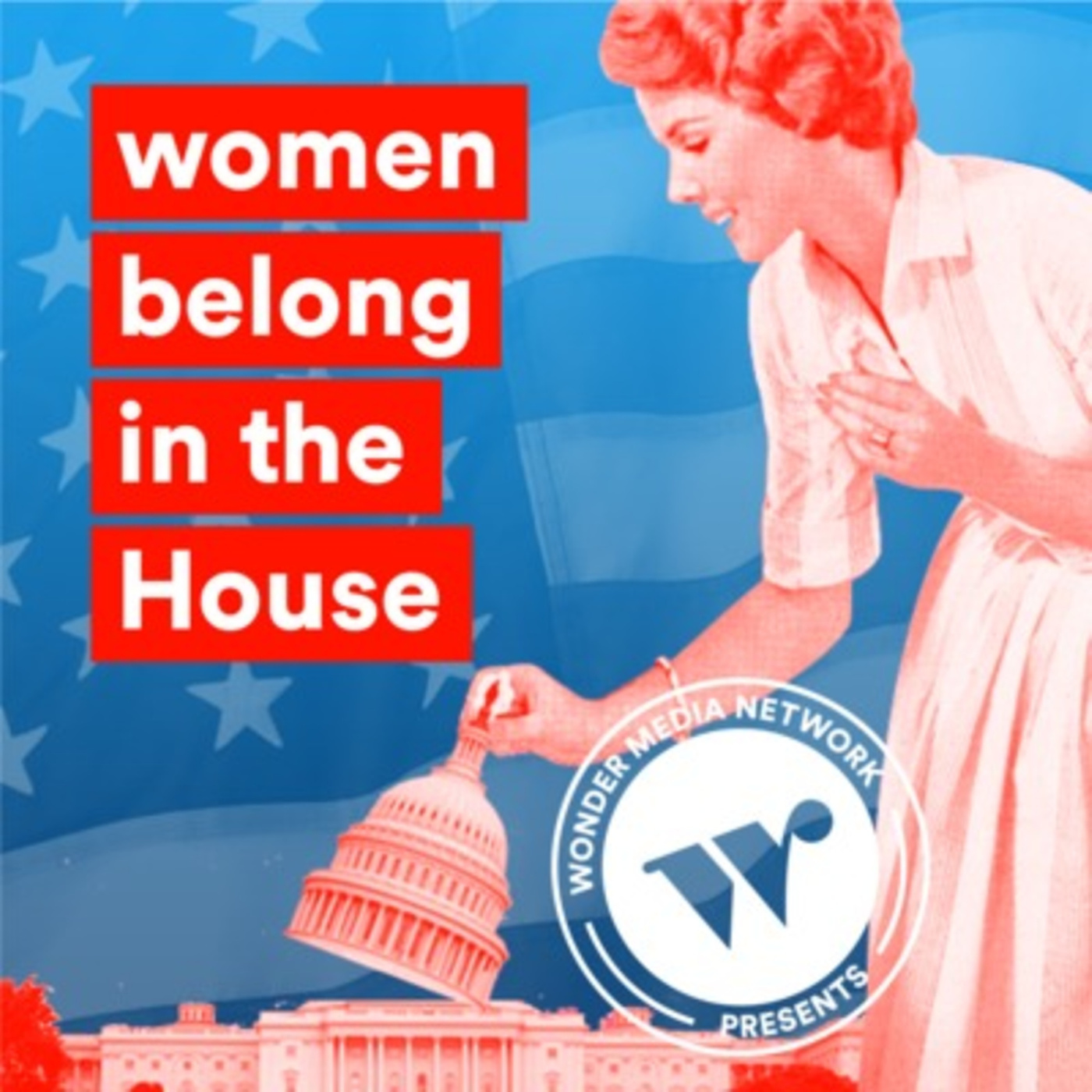Trailer: Welcome to Women belong in the House!