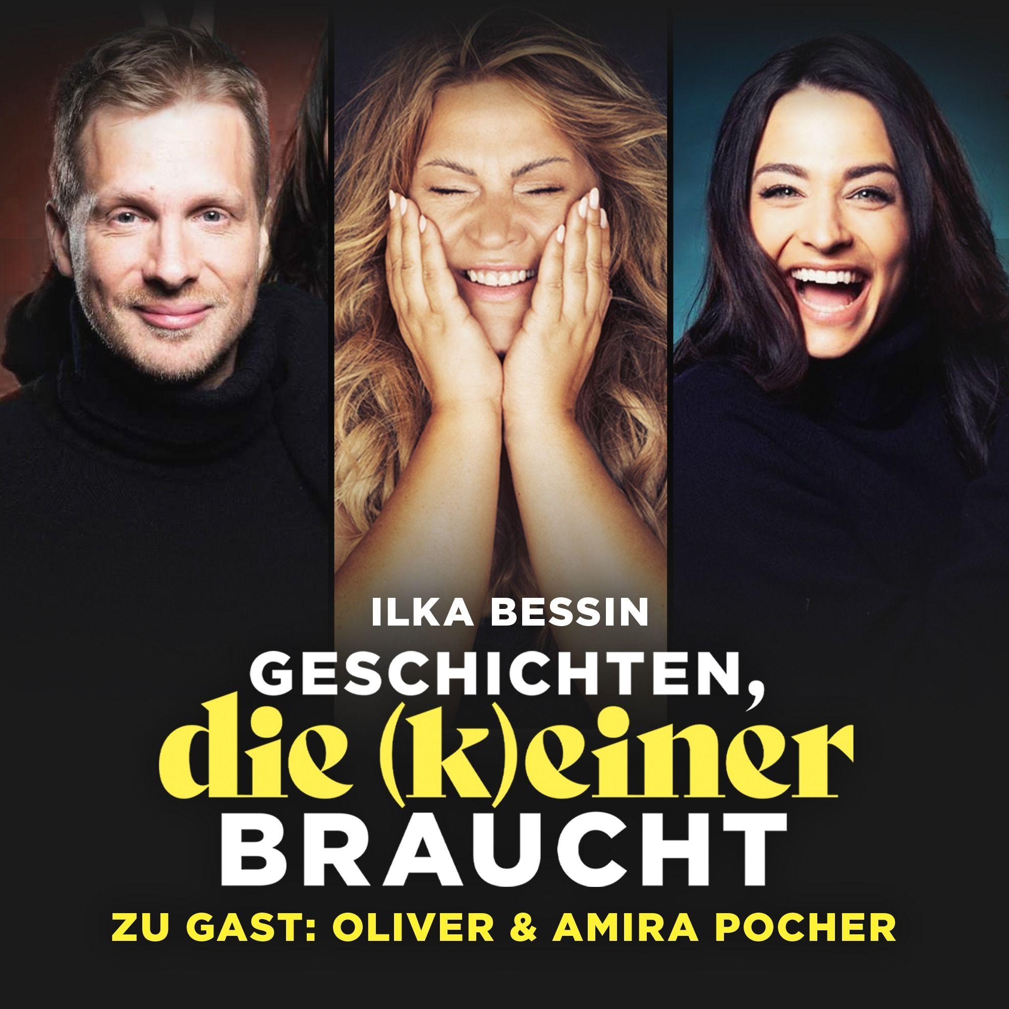 Geschichten von Oliver & Amira Pocher