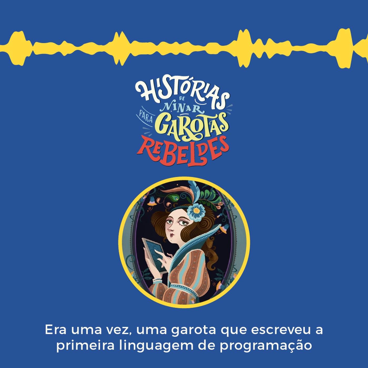 Ada Lovelace, lida por Camila Achutti
