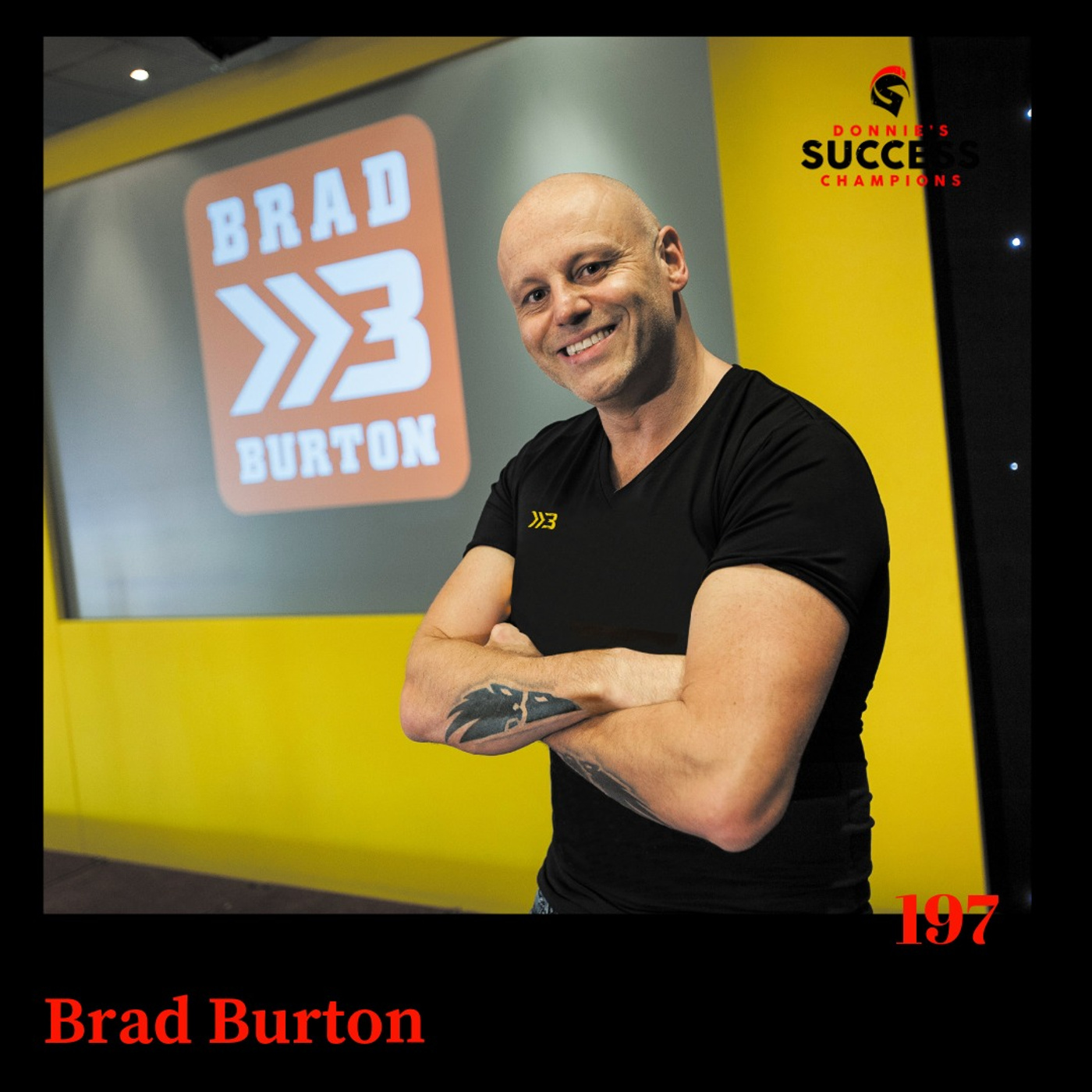 EP: 197 Brad Burton Meet Like Know Trust Plus Price is Right Equals Sales