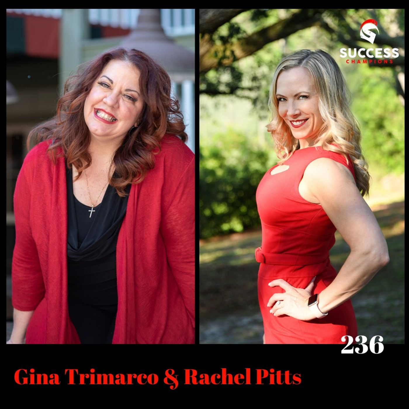 Gina Trimarco & Rachel Pitts - Women Your Mother Warned You About