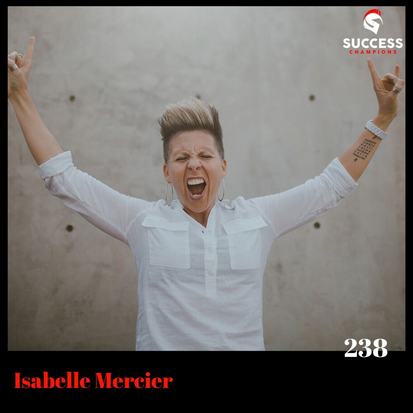 Isabelle Mercier - Lean Into Your No Filter Personality