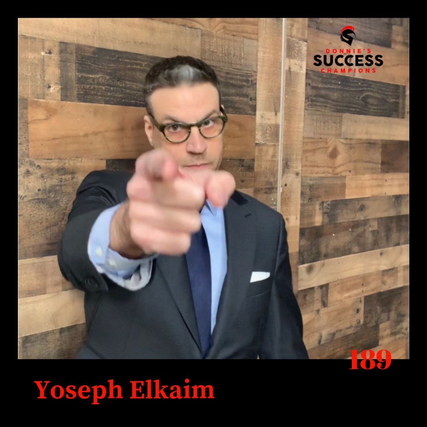 EP:189 Yoseph Elkaim Why REGRET, May Be What Saves Your Business.