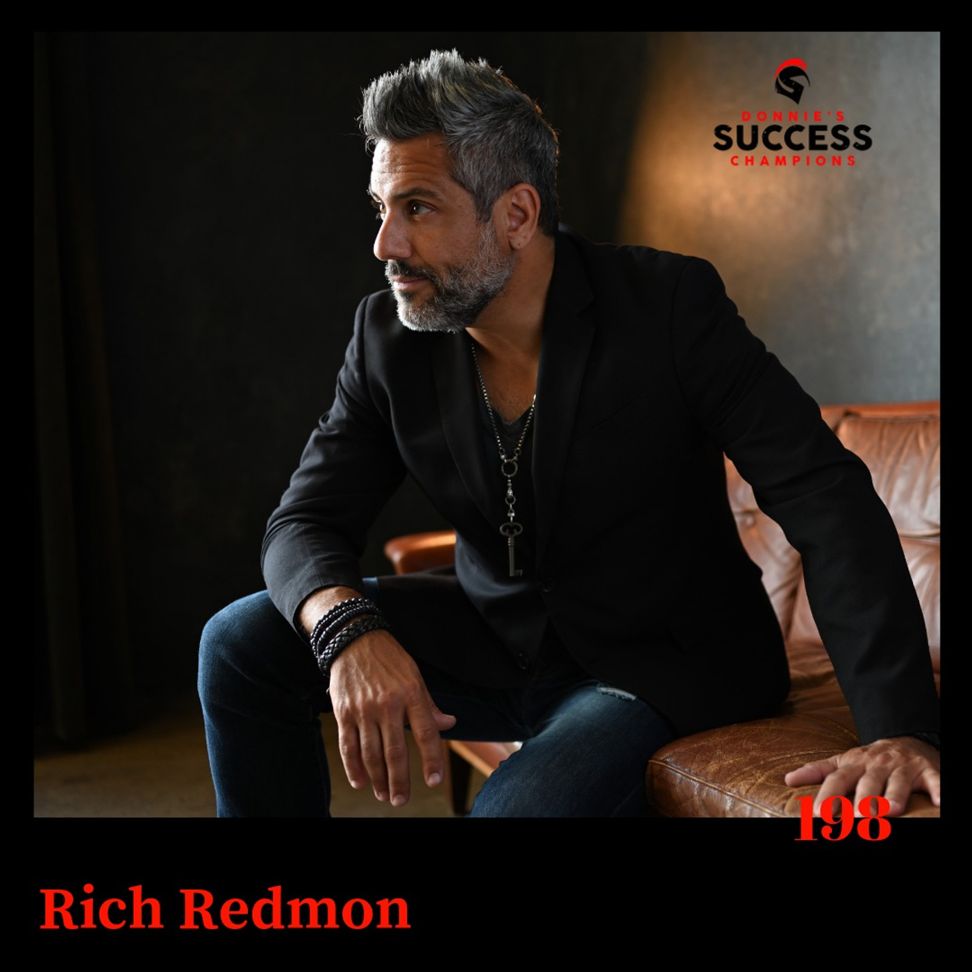 EP: 198 Rich Redmond In Demand Drummer, Motivational Speaker, Mentor and Teacher