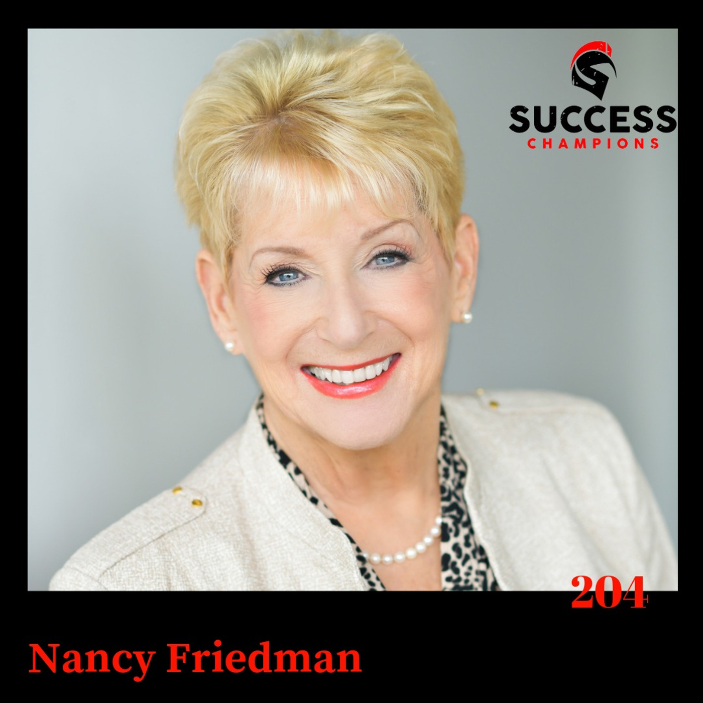 Nancy Friedman Customer Service is the Answer