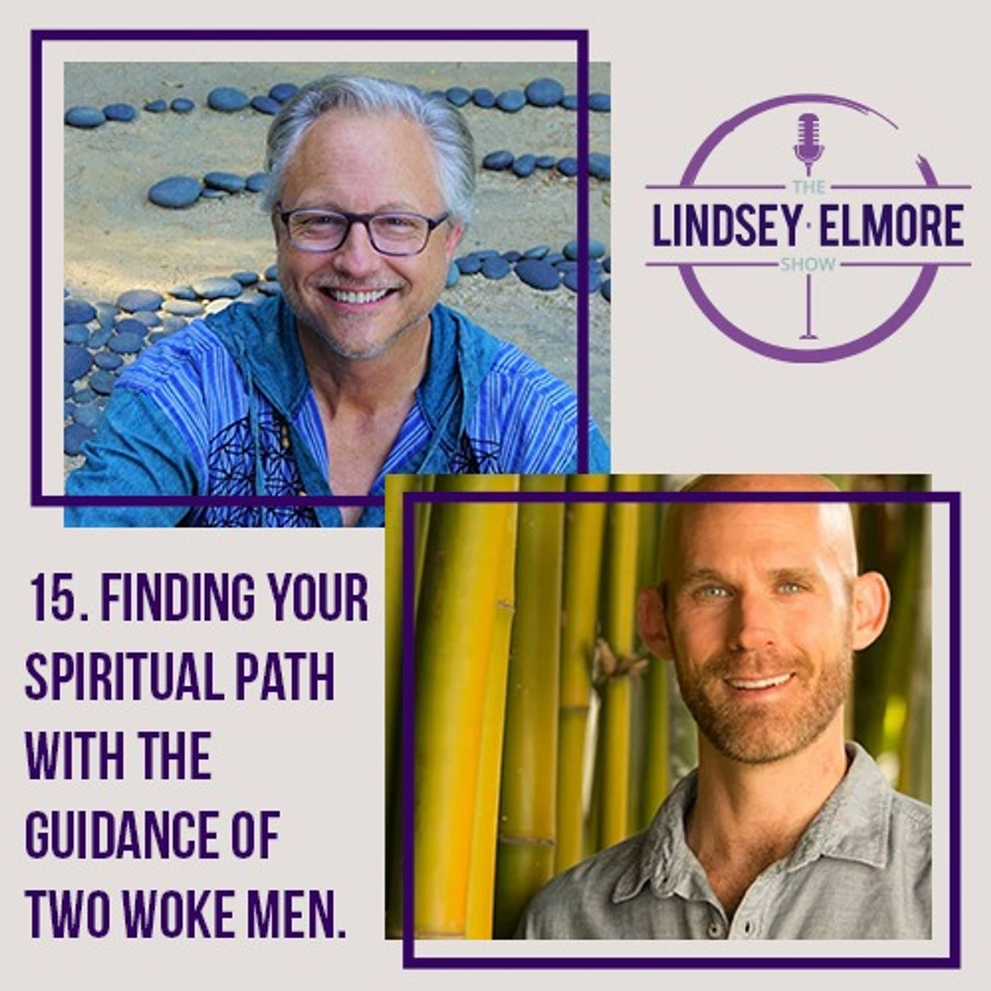 Finding your spiritual path with the guidance of two woke men. Interviews with Scott Ware and Toby Gant.