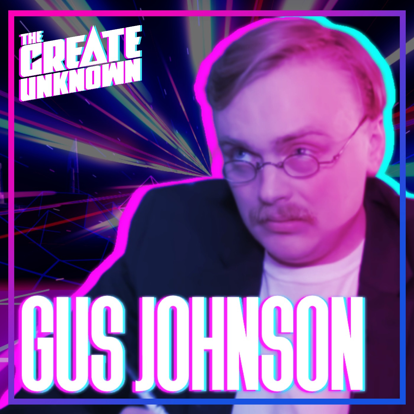 Gus Johnson enters The Create Unknown