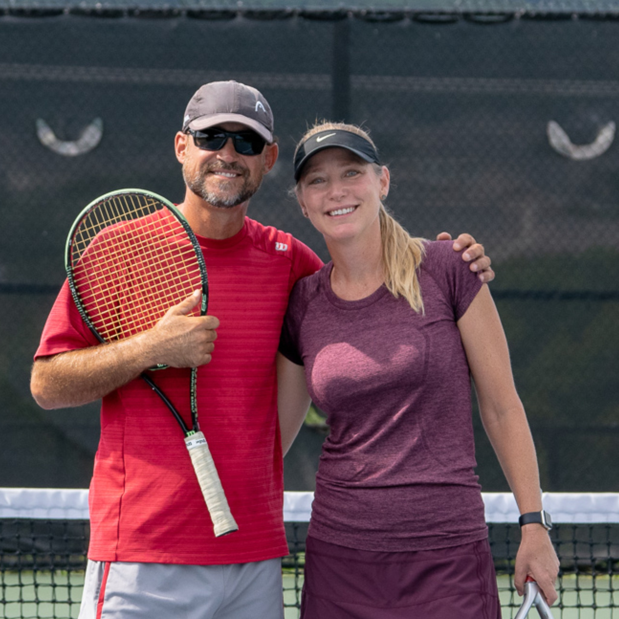 Strategies for playing tennis in different types of weather: pro talk with Ryan Vega!