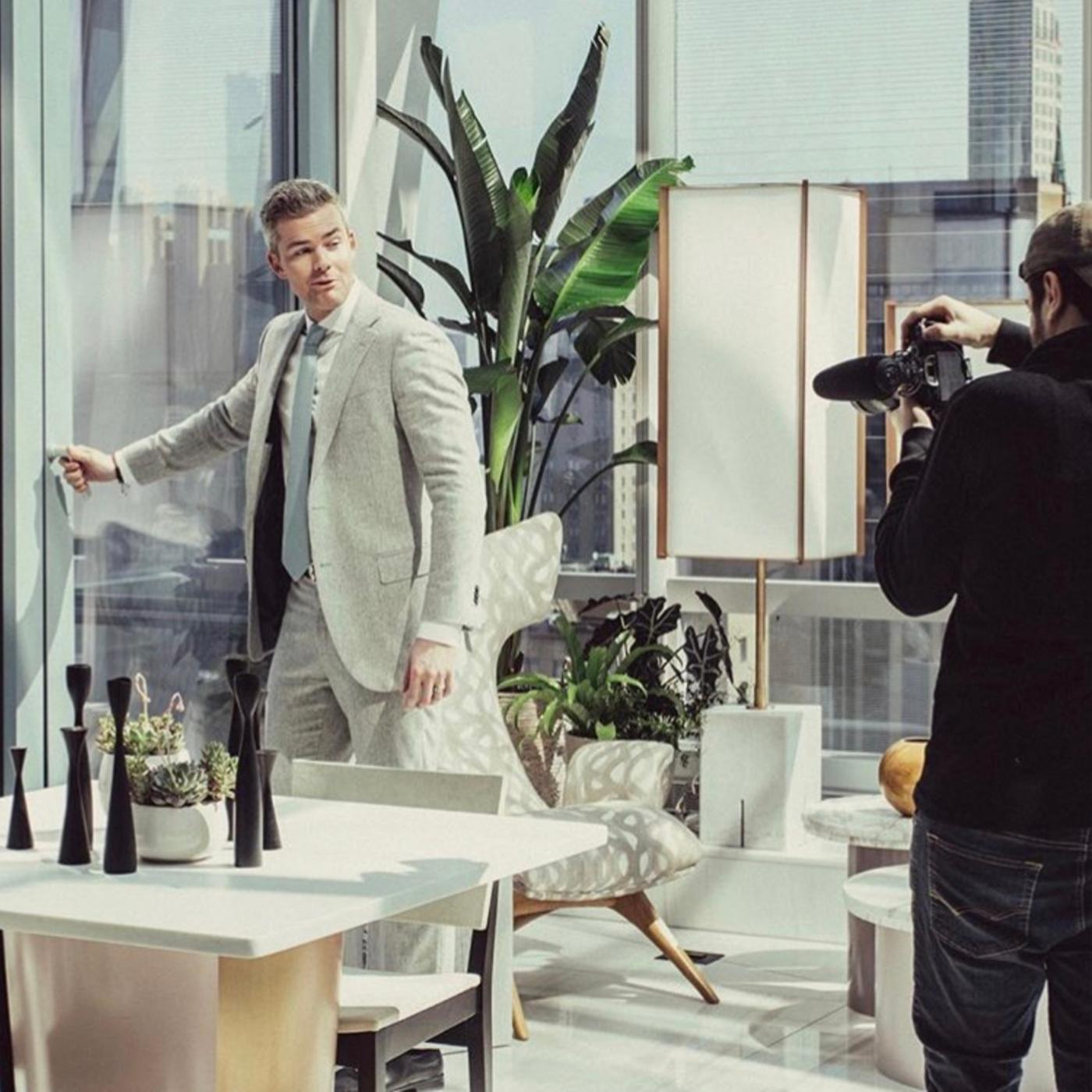 Adam Hamwey - Creative Director for Ryan Serhant of Million Dollar Listing