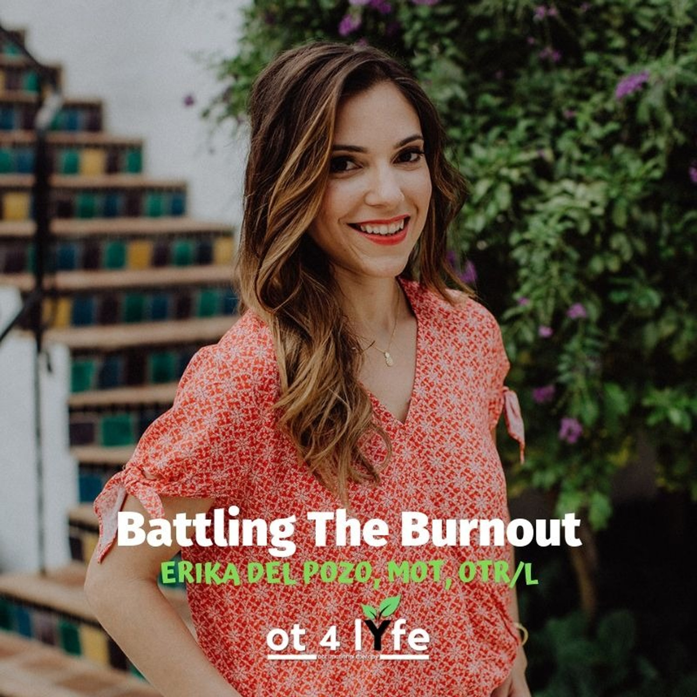 Battling The Burnout with Erika del Pozo