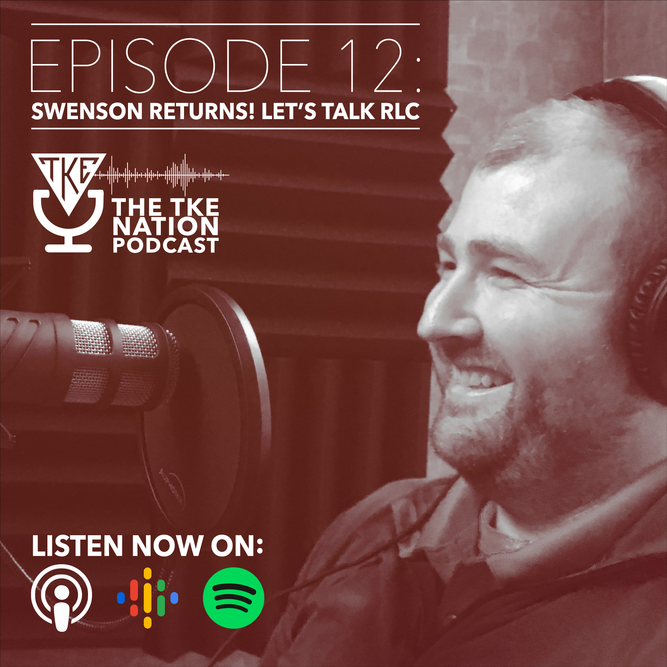 Swenson Returns! Let's talk RLC.