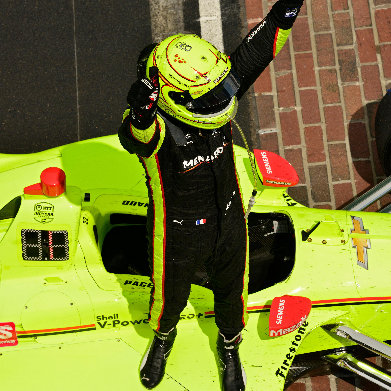 Pagenaud Triomphe de l'Indianapolis 500
