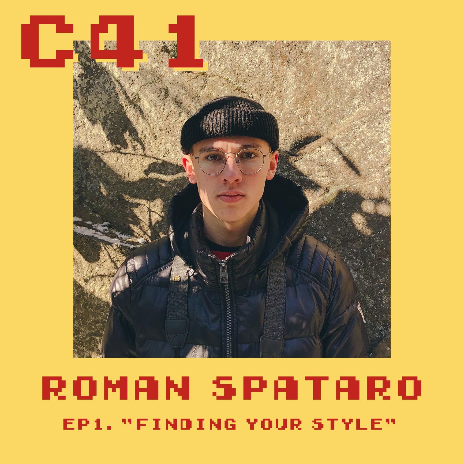 Episode 1 - Roman Spataro