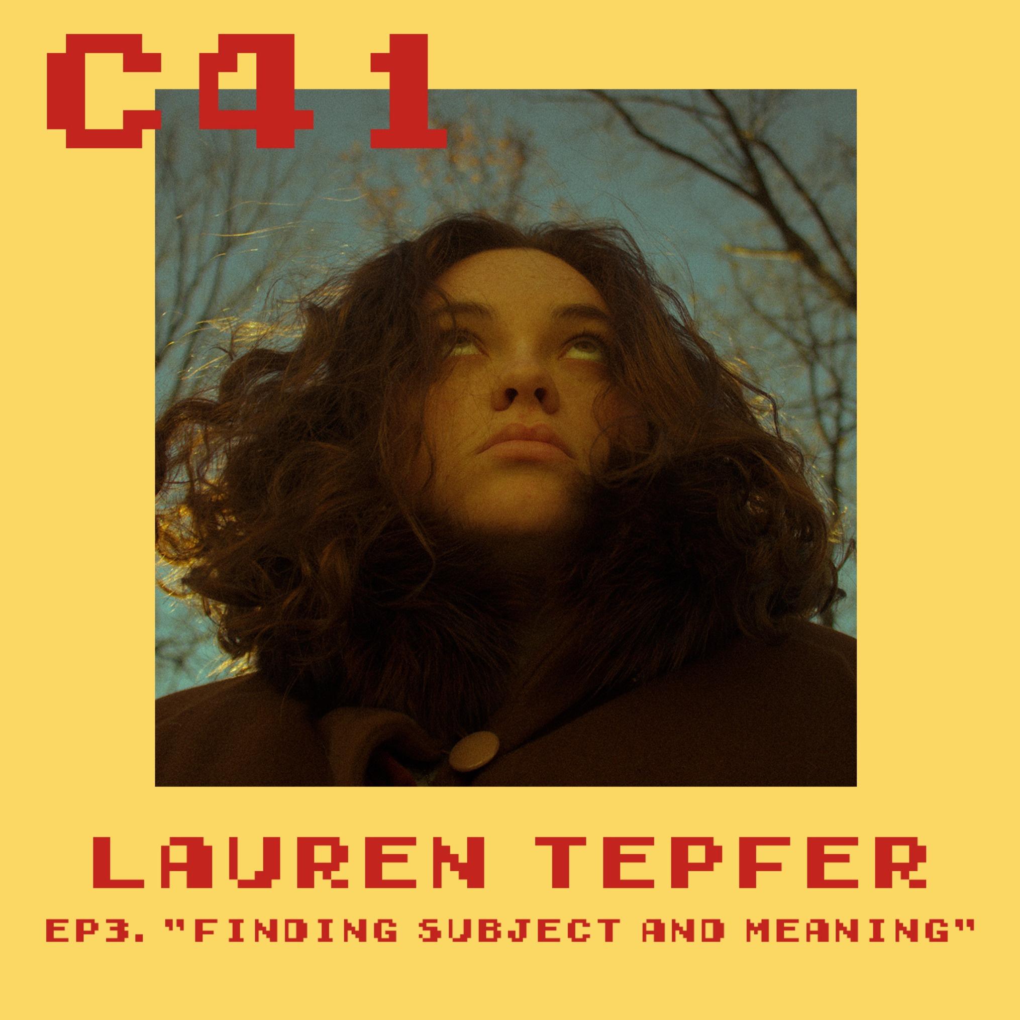 Episode 3 - Lauren Tepfer