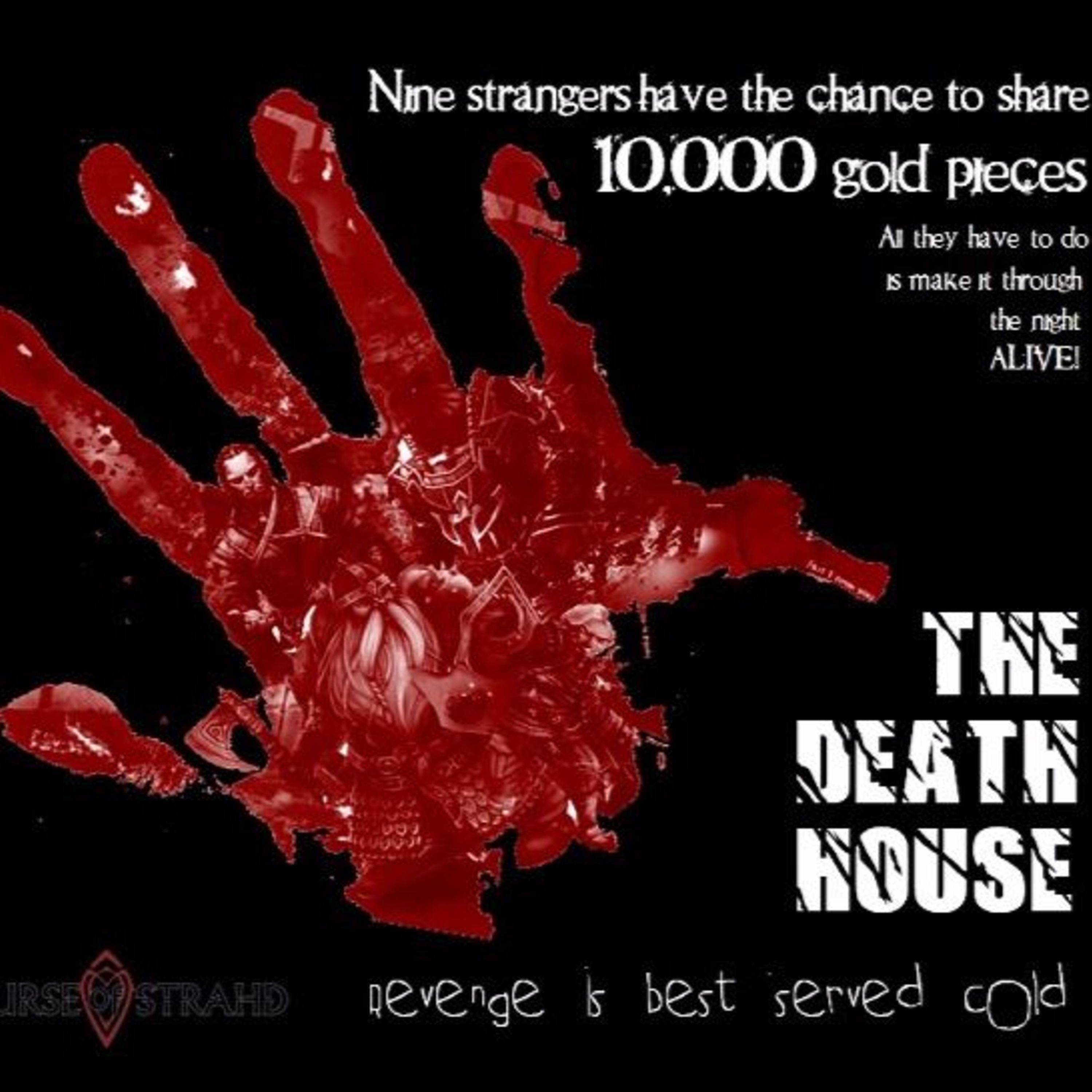 001 - Curse of Strahd - The Death House - A Gentleman and
