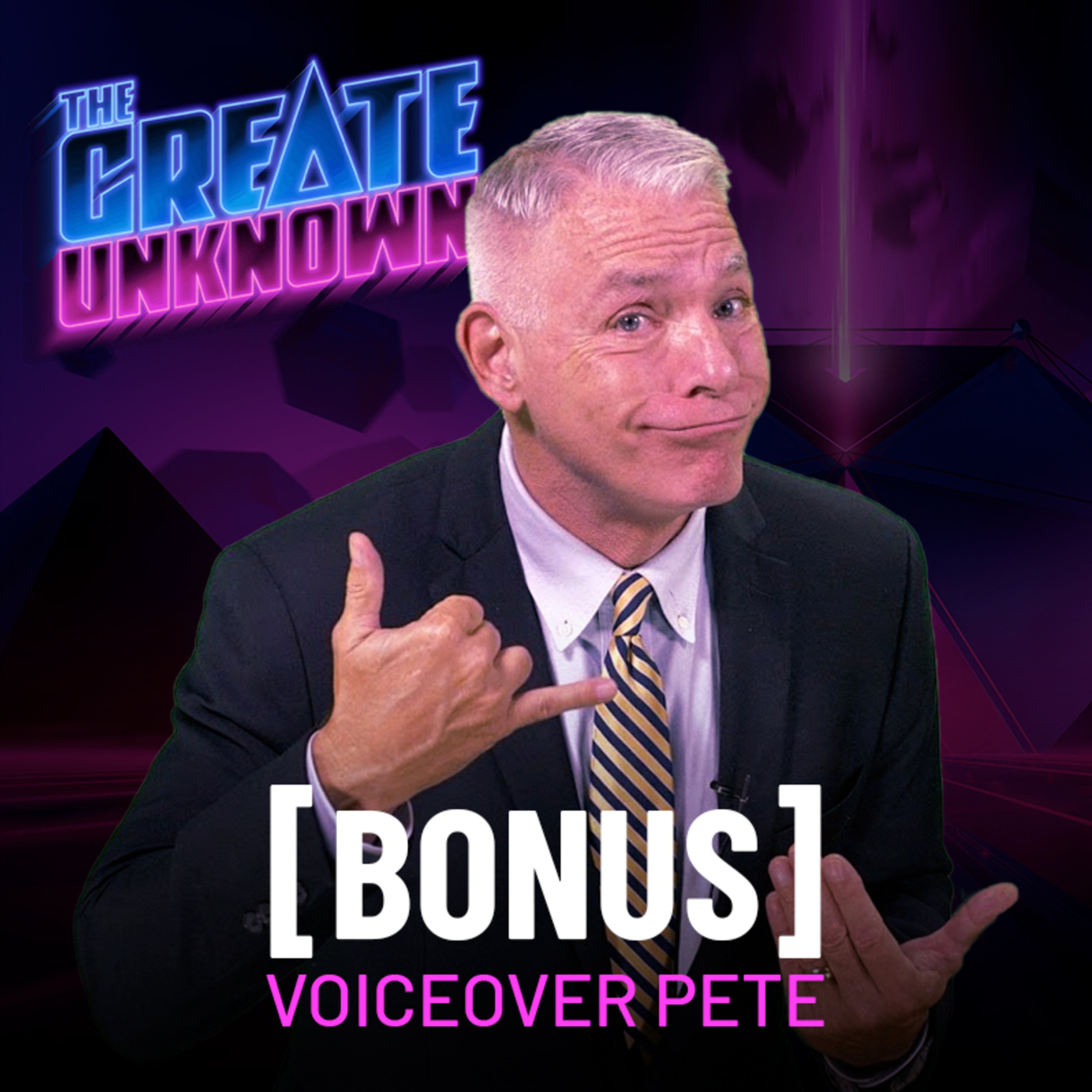 ATTENTION GAMERS with Voiceover Pete [Bonus]