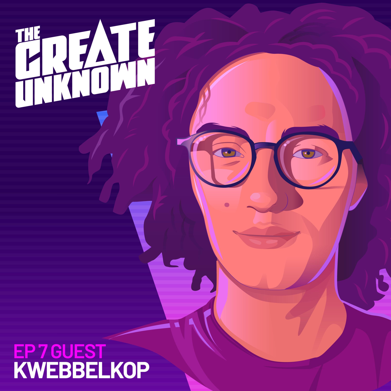 Kwebbelkop enters The Create Unknown