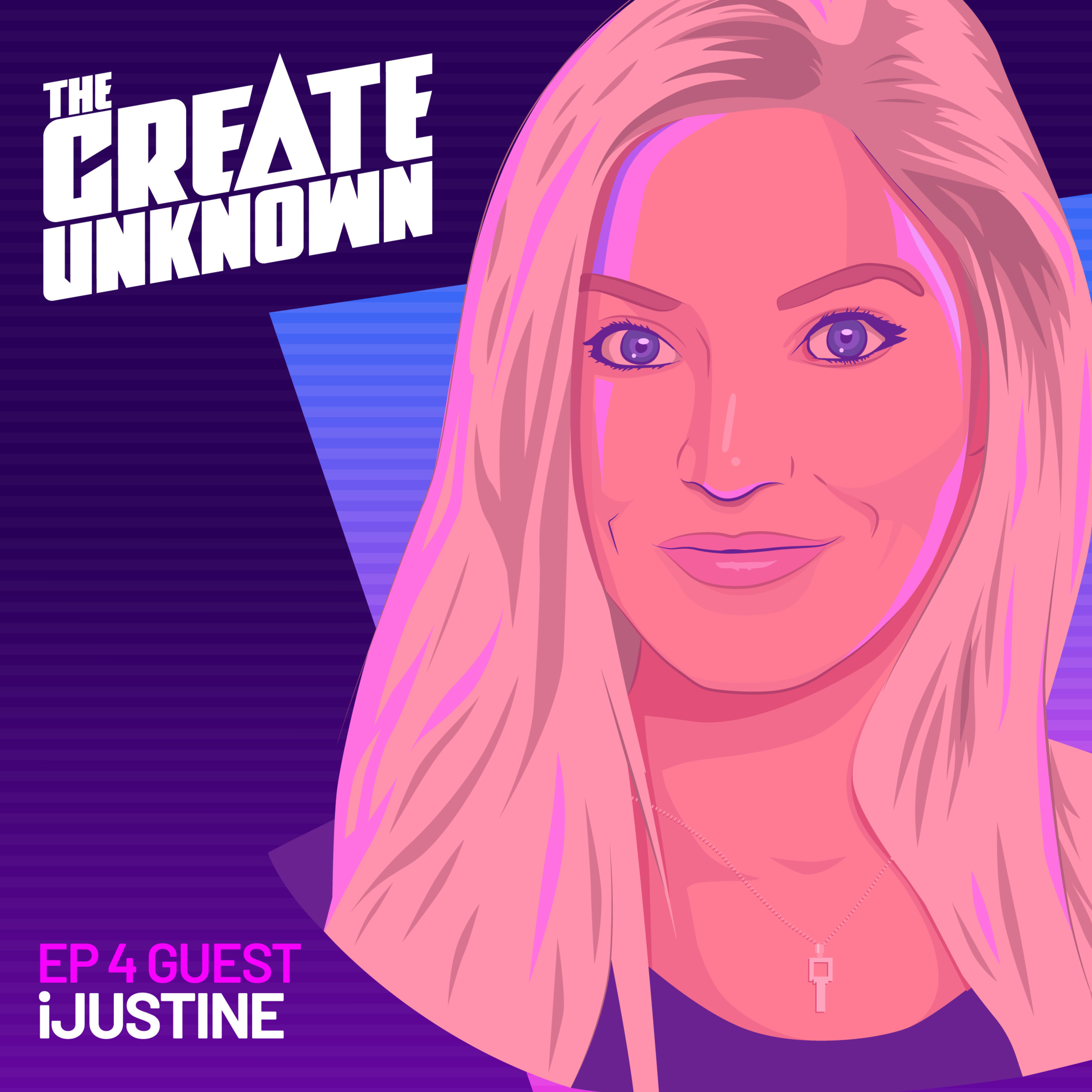 iJustine enters The Create Unknown