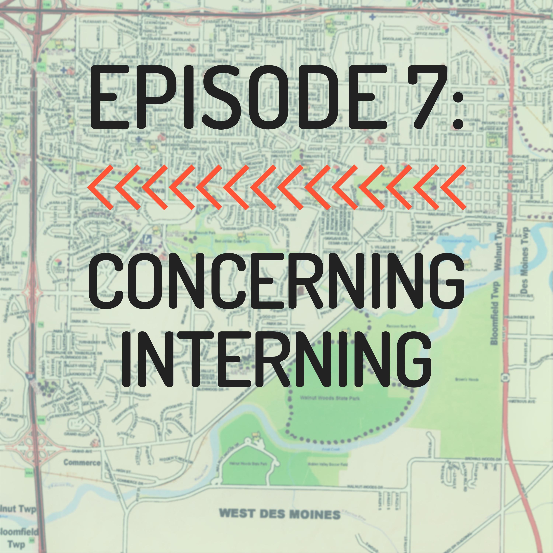 Concerning Interning